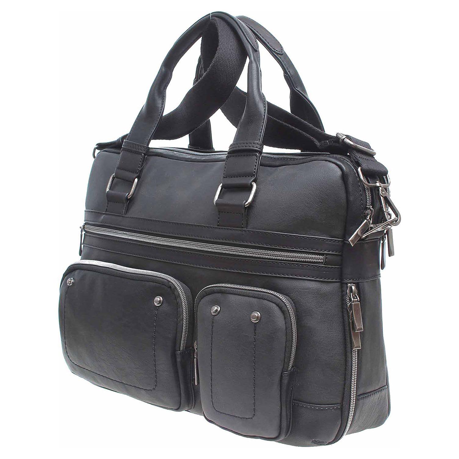 720b029385 Dogsbybeluchi pánská taška 24125 negro 24125 negro 1