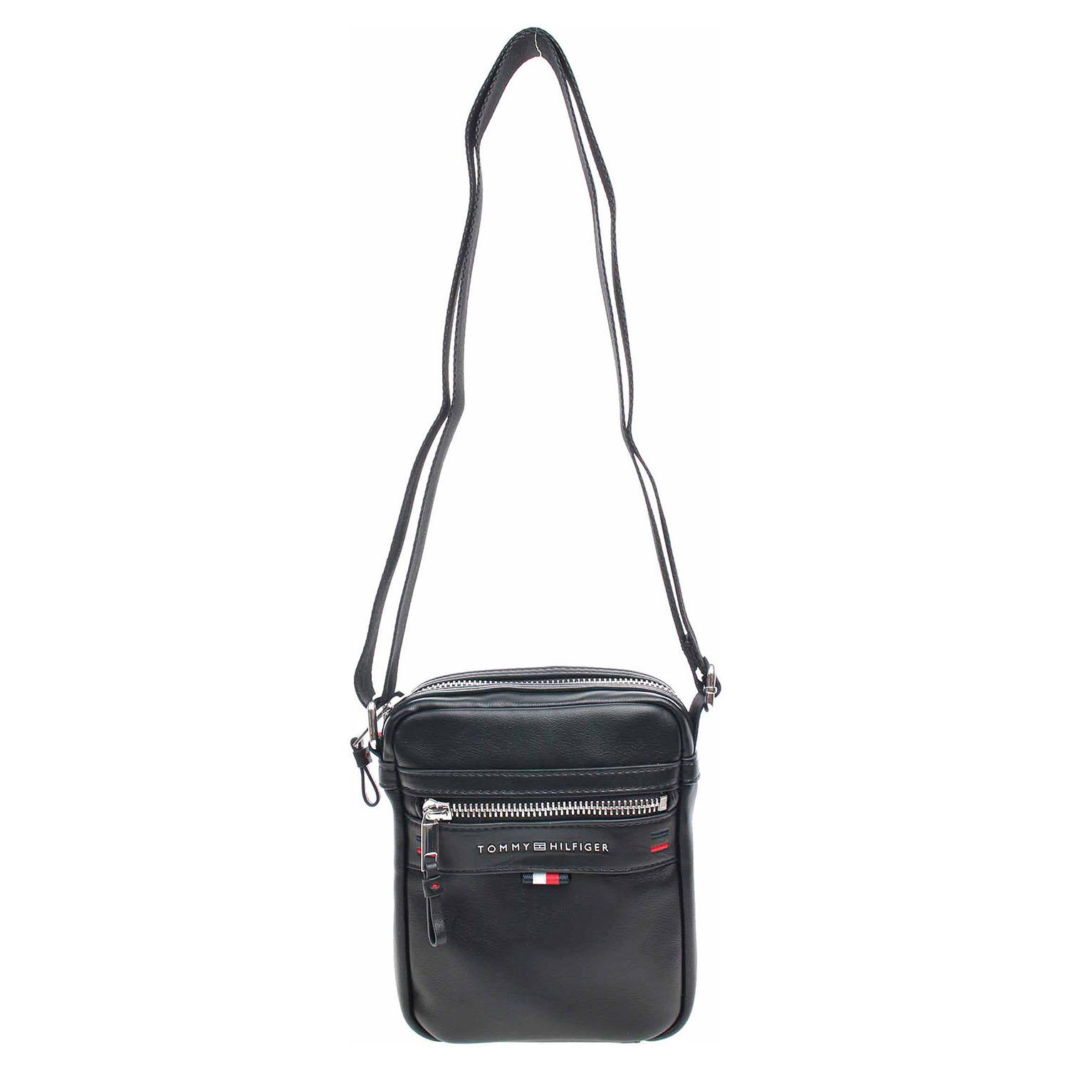 Tommy Hilfiger pánská taška AM0AM04658 002 black AM0AM04658 002 1