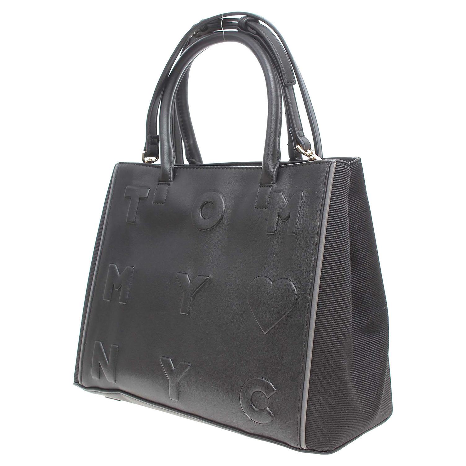 Tommy Hilfiger dámská kabelka AW0AW03829 černá 1