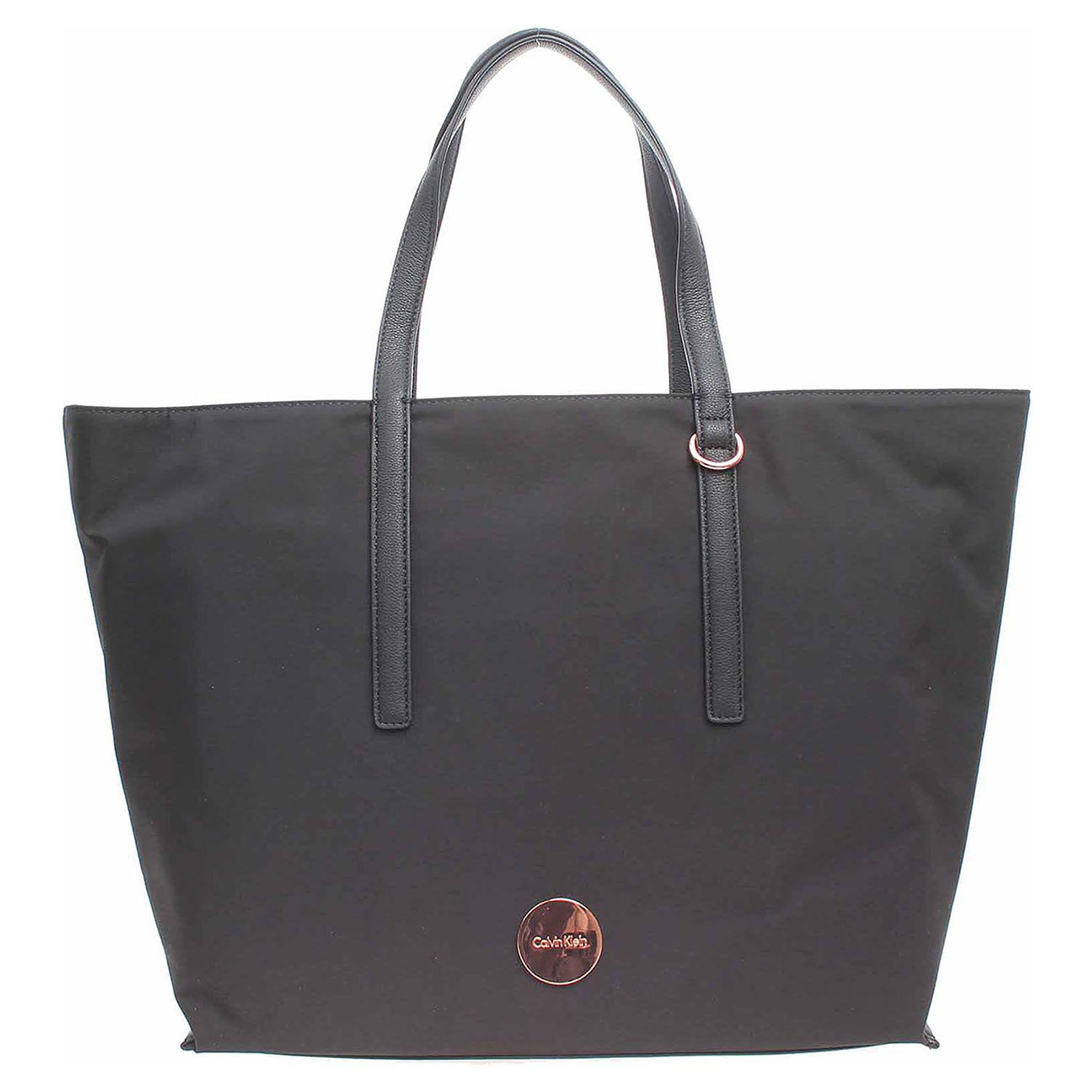 Calvin Klein dámská kabelka K60K602635001 černá 1