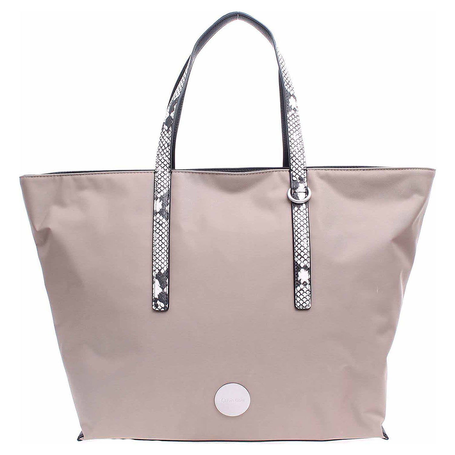 Calvin Klein dámská kabelka K60K602635068 béžová 1