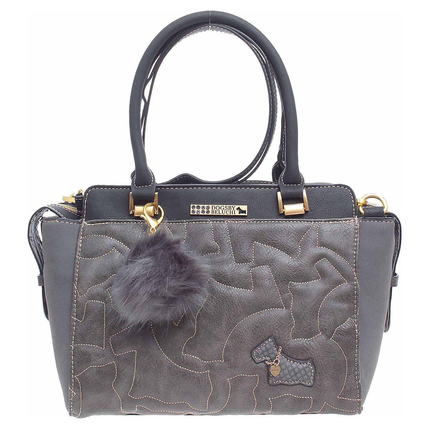 Dogsbybeluchi dámská kabelka 25411-1 negro 25411-1 negro 1