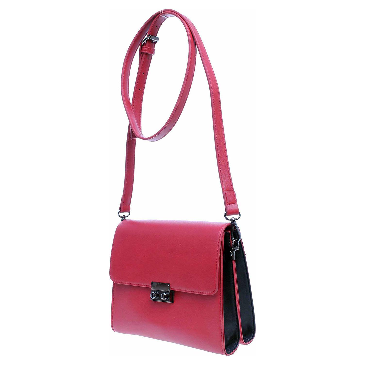 Dámská kabelka ST1201 rouge ST1201 rouge 1