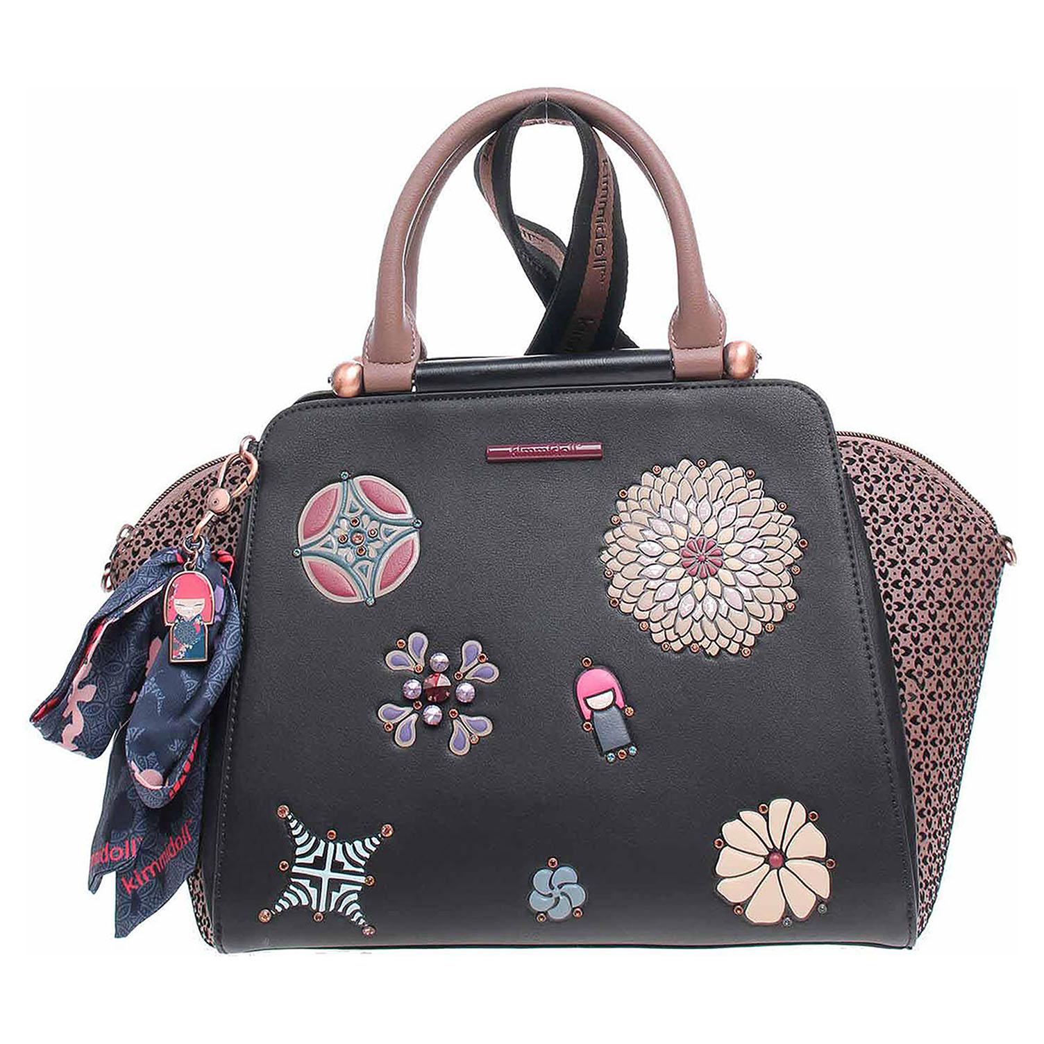 Kimmidoll dámská kabelka 29661-01 black 29661-01 black 1