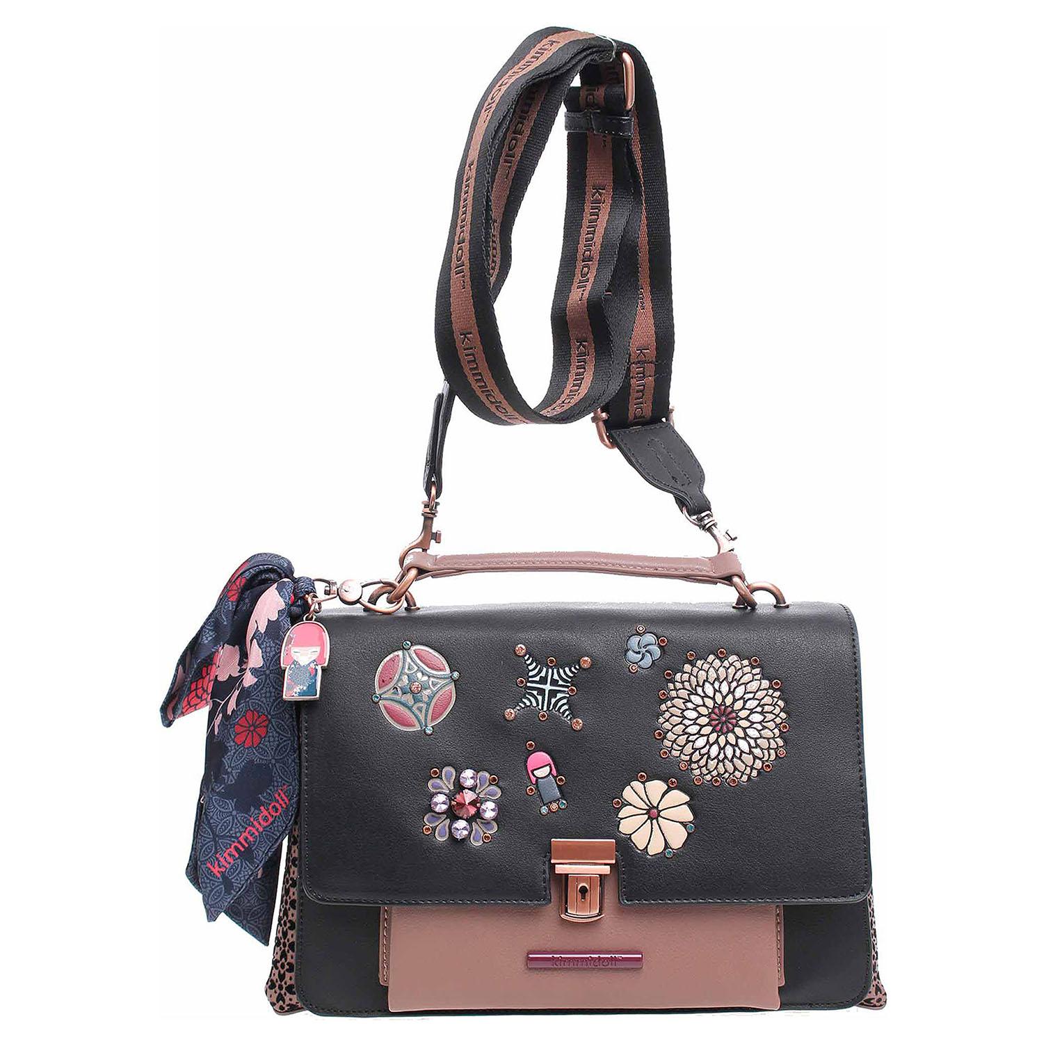 Kimmidoll dámská kabelka 29663-02 black 29663-02 black 1
