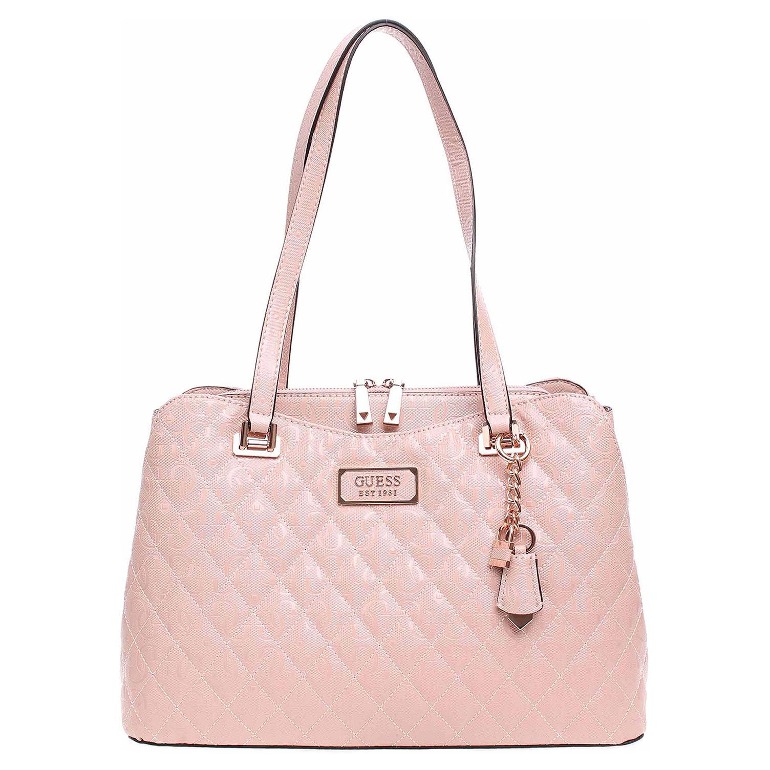 Gues dámská kabelka Lola Logo Rose HWSR7874090 ROS 1