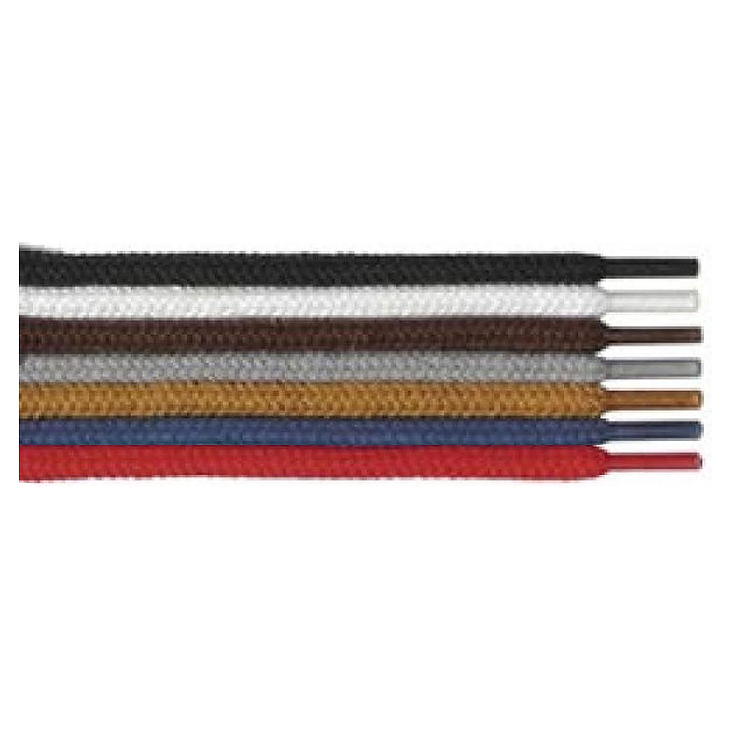 Tkaničky kulaté silné 90-100cm