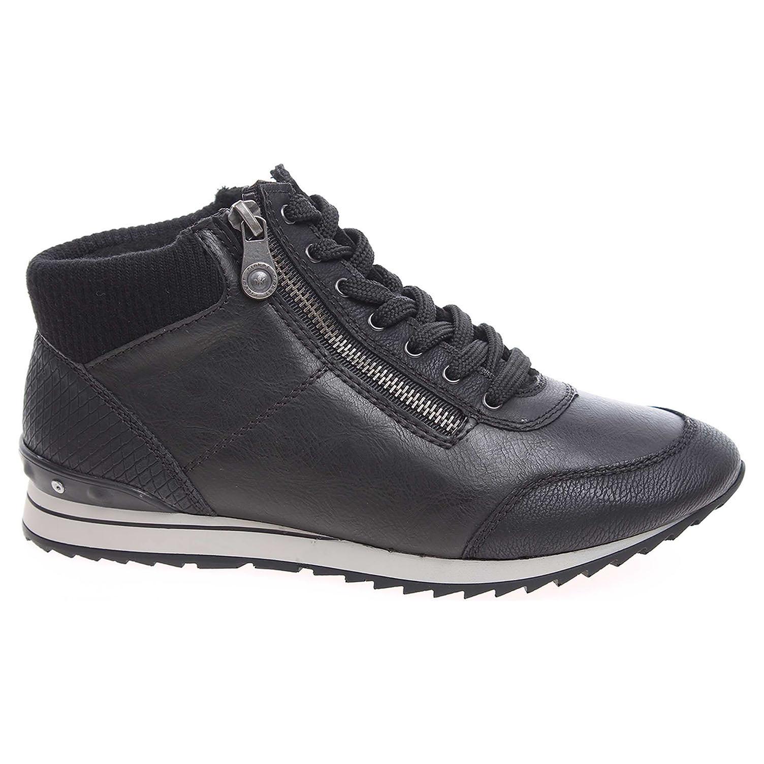 Dámská kotníková obuv Rieker 56814-01 černé 37
