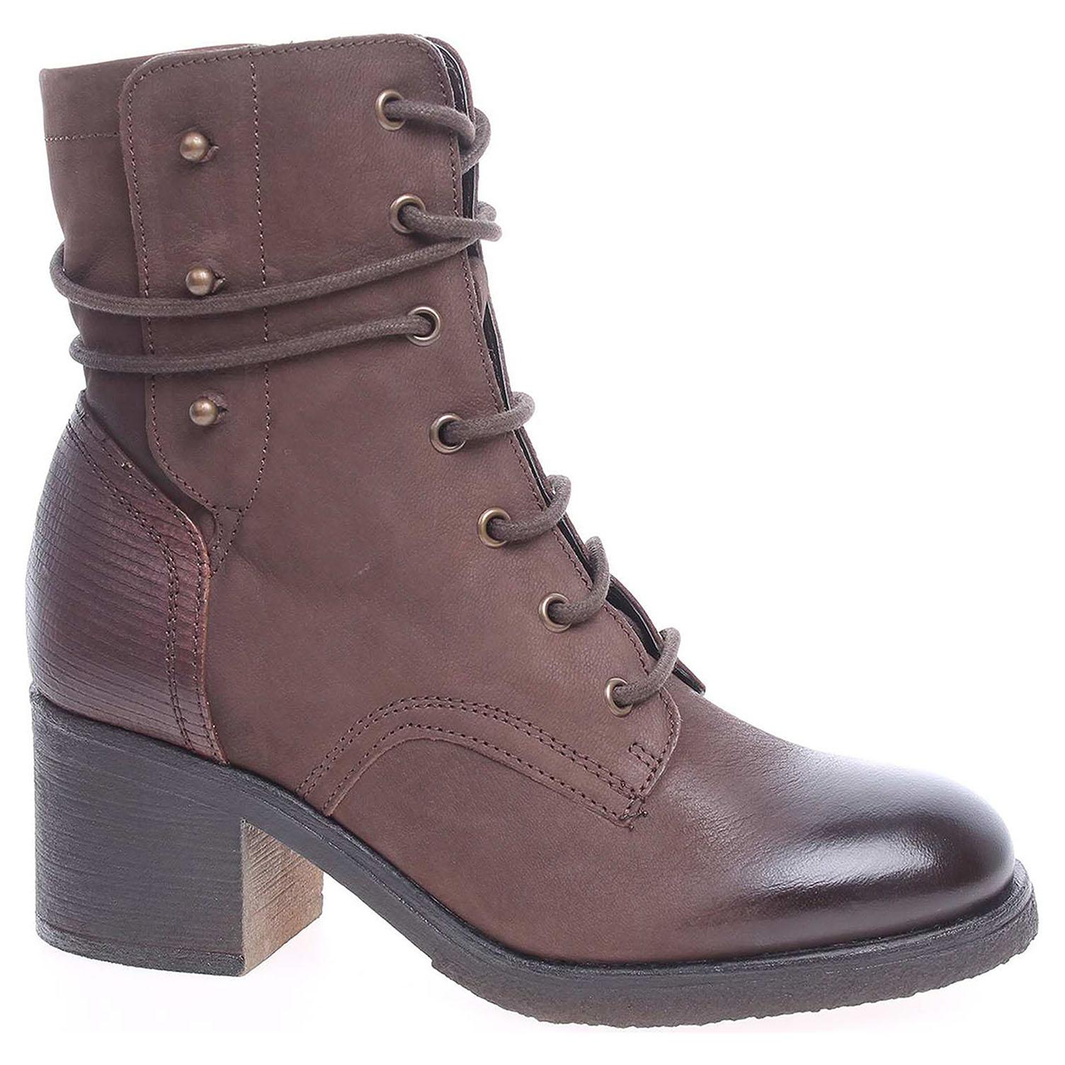 Dámská kotníková obuv Tamaris 1-25113-27 hnědé 41