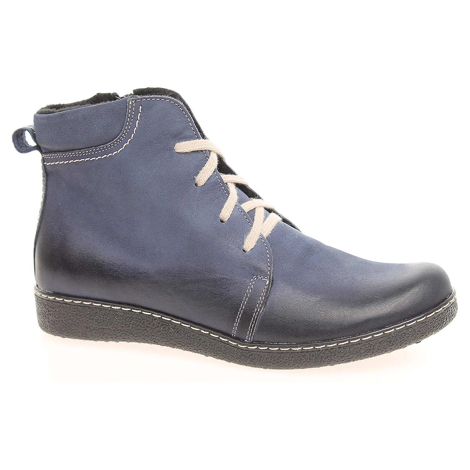 Dámská kotníková obuv J3171C modrá J3171 C 37