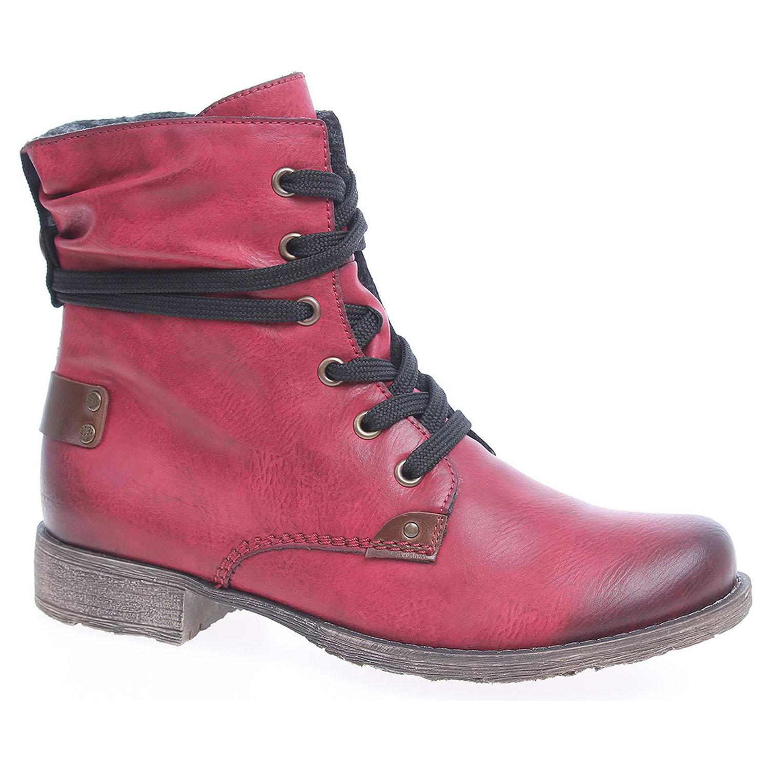 Dámská kotníková obuv Rieker 70820-36 rot 70820-36 38
