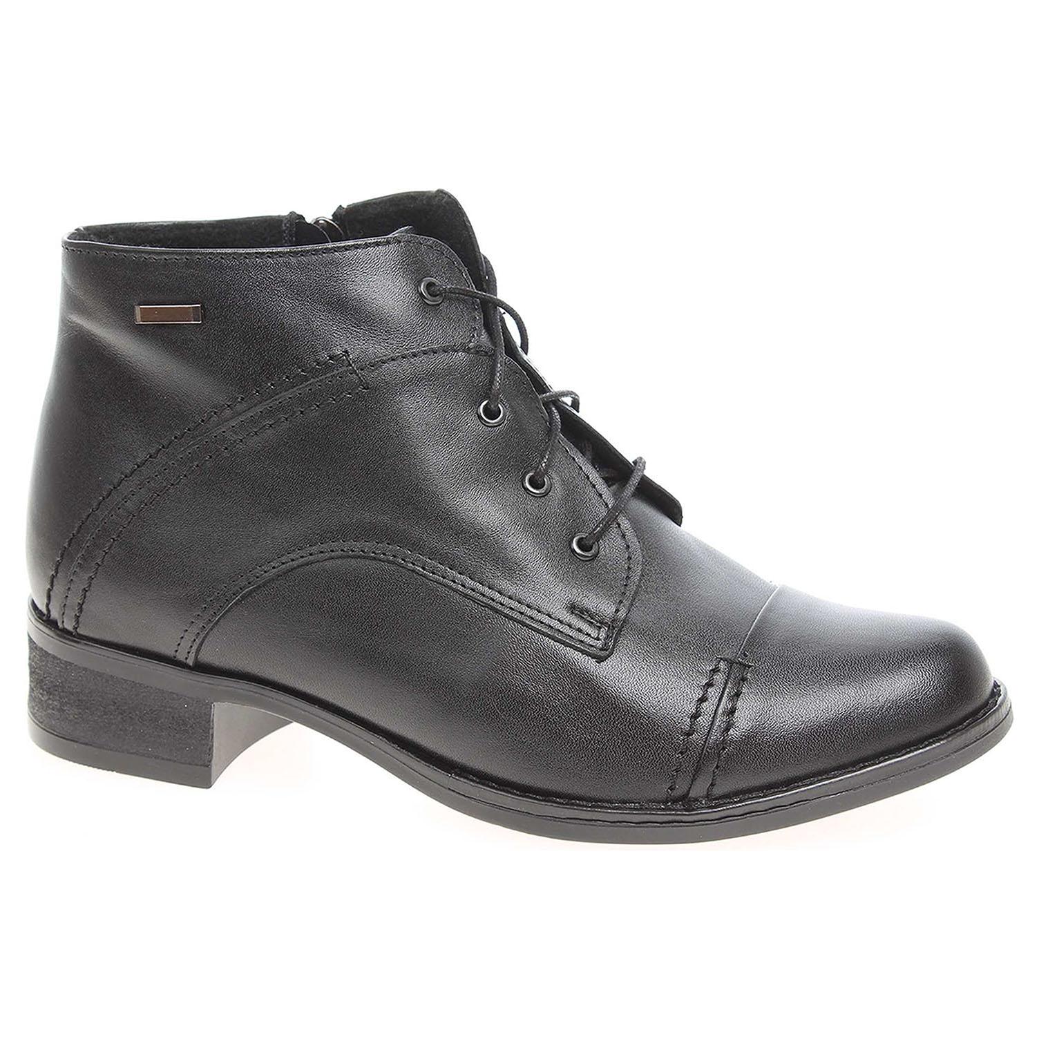 Dámská kotníková obuv AR 754 černá AR 754 37