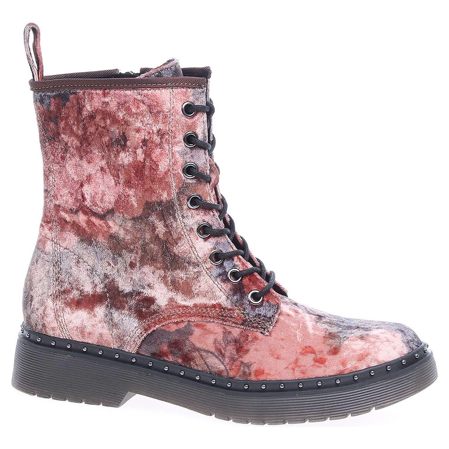 Dámská kotníková obuv Tamaris 1-25718-39 multi 1-1-25718-39 993 39