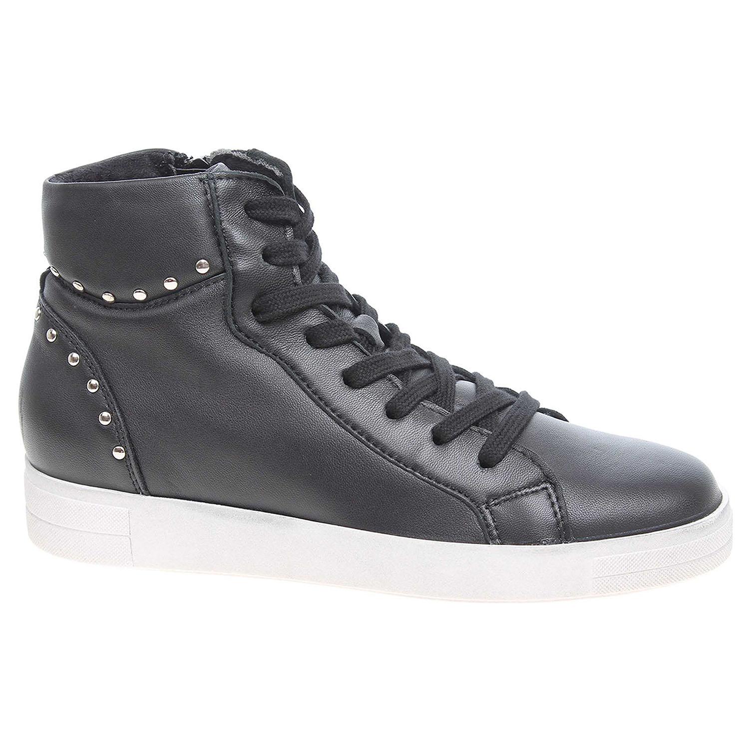 Dámská kotníková obuv Tamaris 1-25779-39 black 1-1-25779-39 001 39