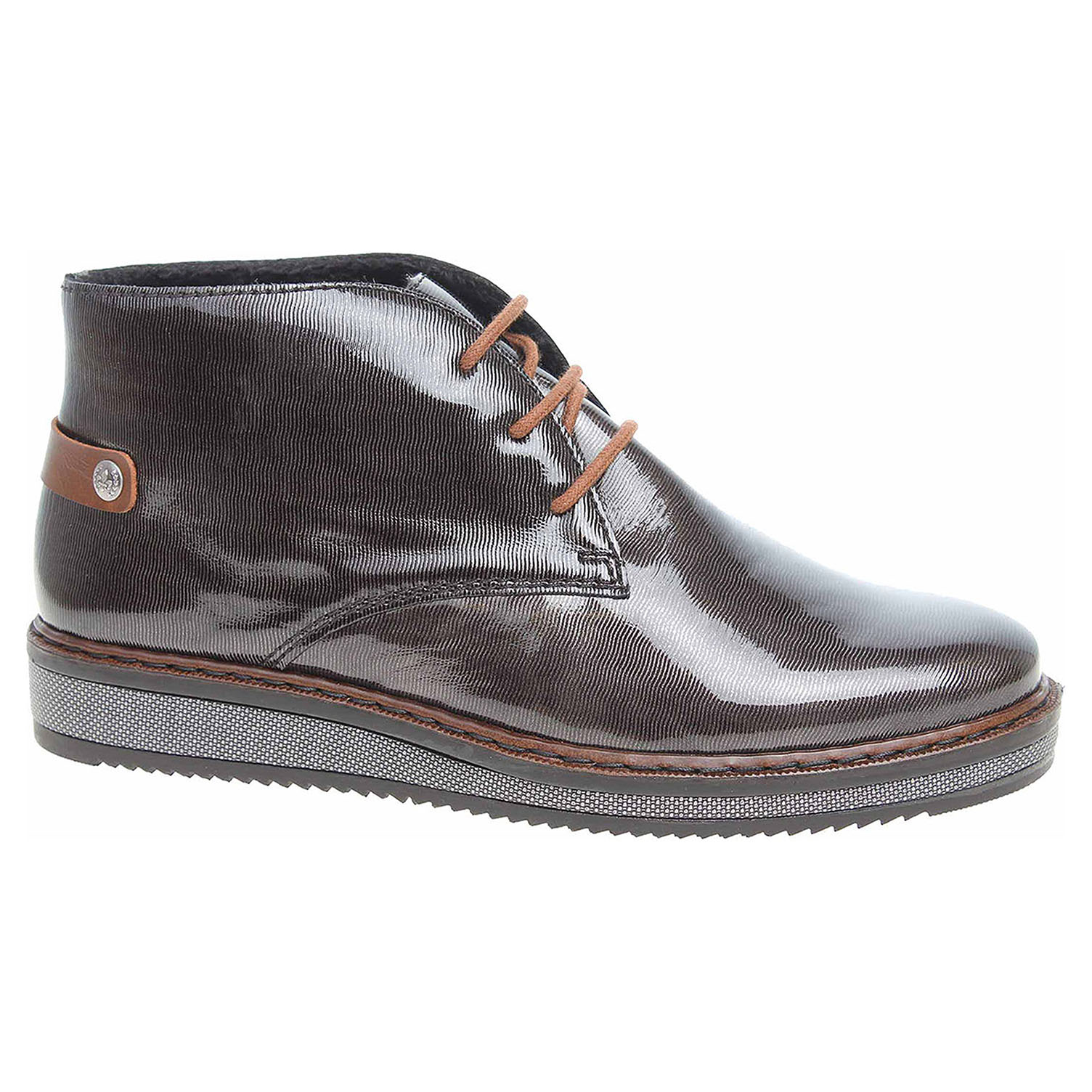 Dámská kotníková obuv Rieker N0330-45 grau N0330-45 39