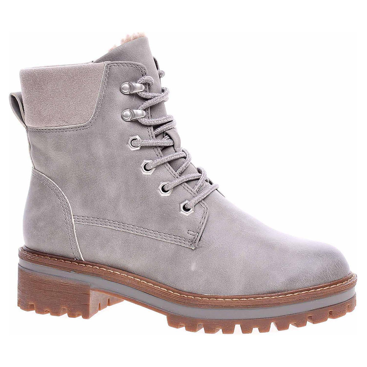 Dámská kotníková obuv Tamaris 1-26250-21 grey 1-1-26250-21 200 41