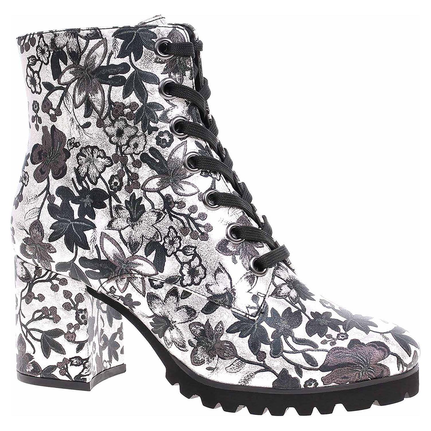 Dámská kotníková obuv Gerry Weber G16309 MI99751 silber-kombi G16309 MI99751 38