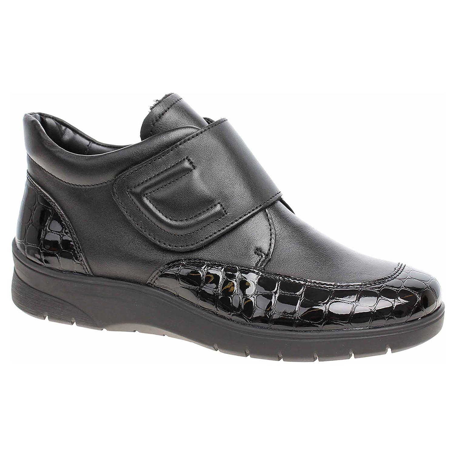 Dámská kotníková obuv Ara 12-41054-65 schwarz 12-41054-65 38