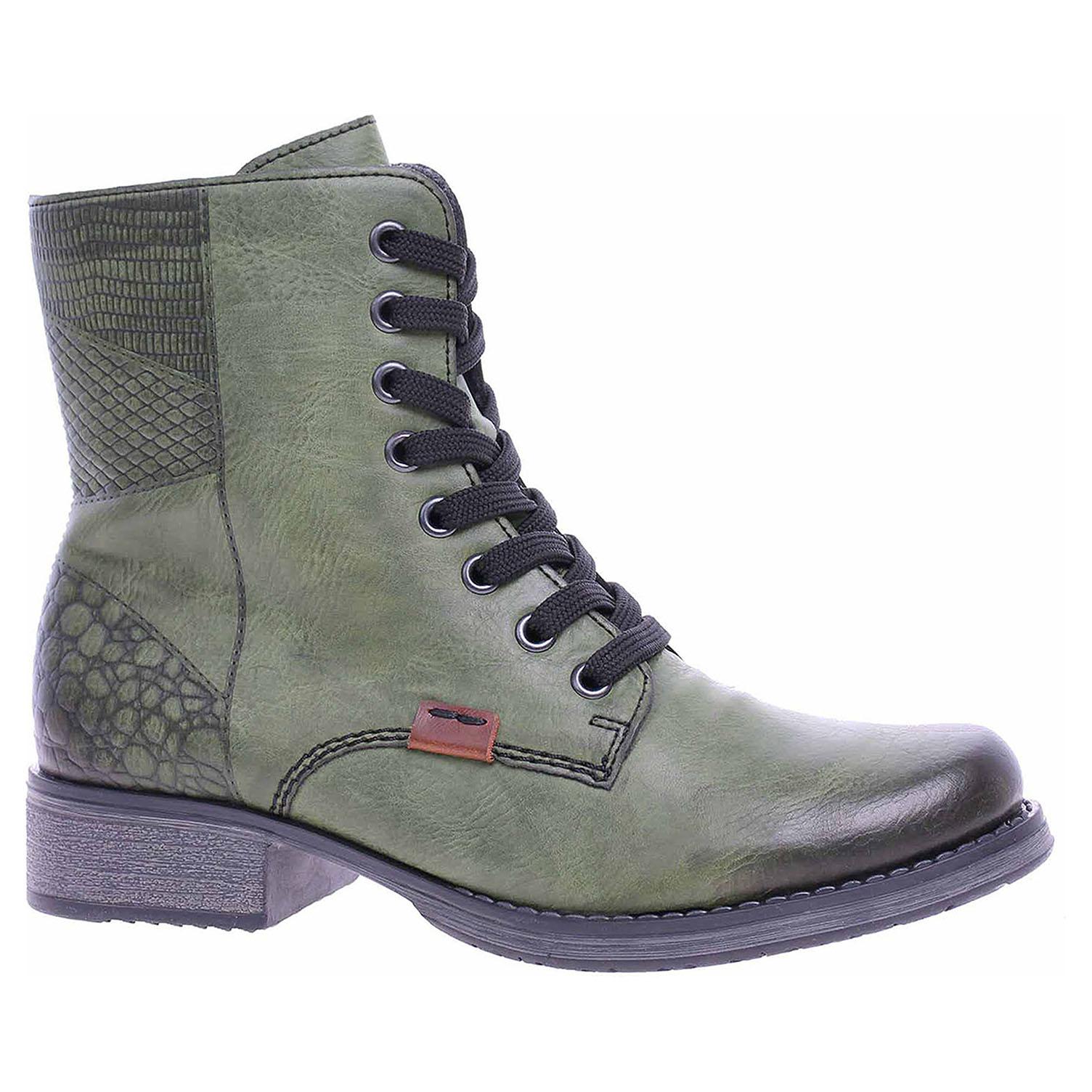 Dámská kotníková obuv Rieker Y9718-52 grun Y9718-52 39