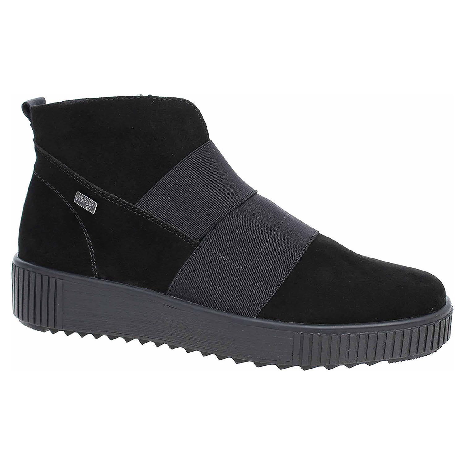 Dámská kotníková obuv Remonte R7971-02 schwarz R7971-02 39