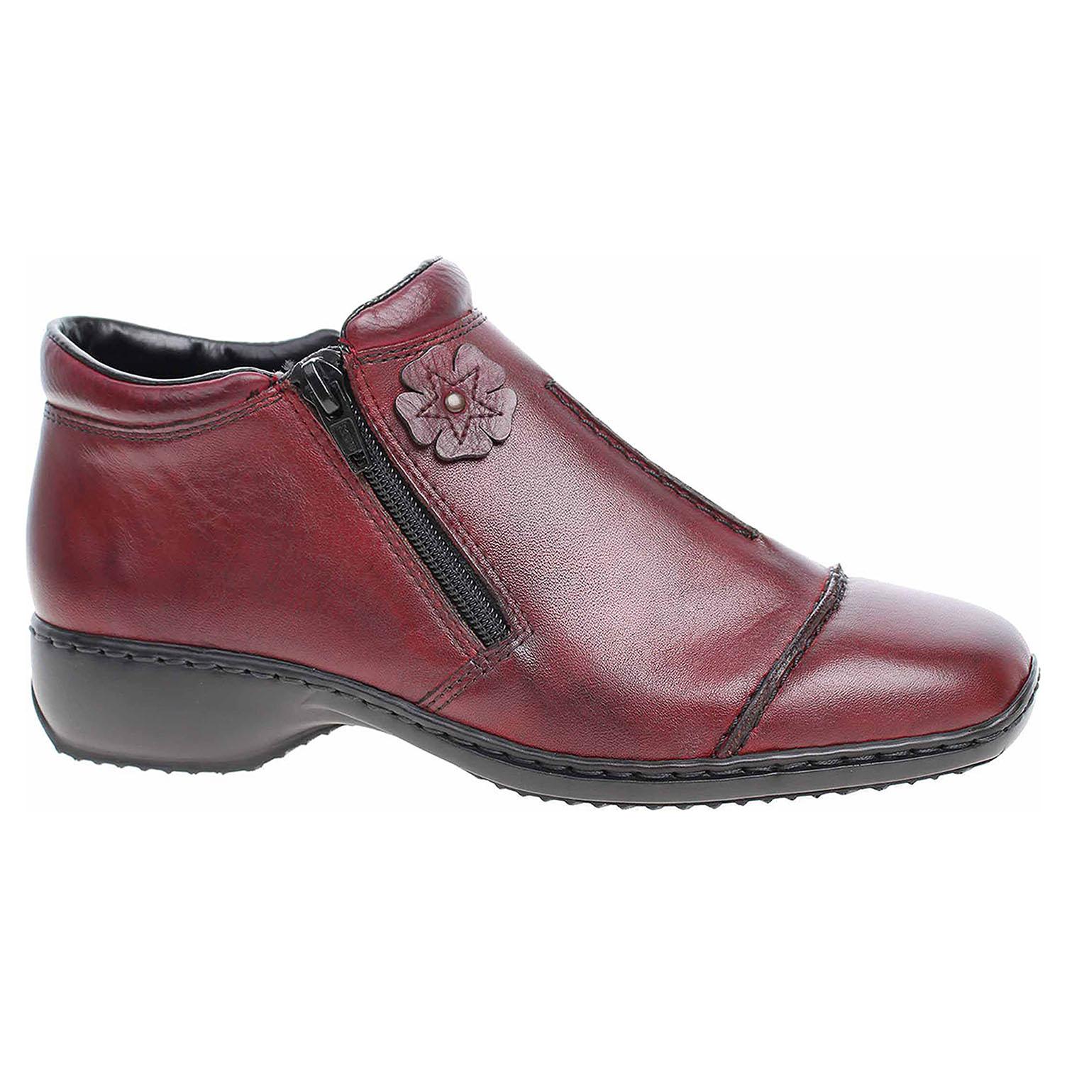 Dámská kotníková obuv Rieker L3888-35 rot L3888-35 39