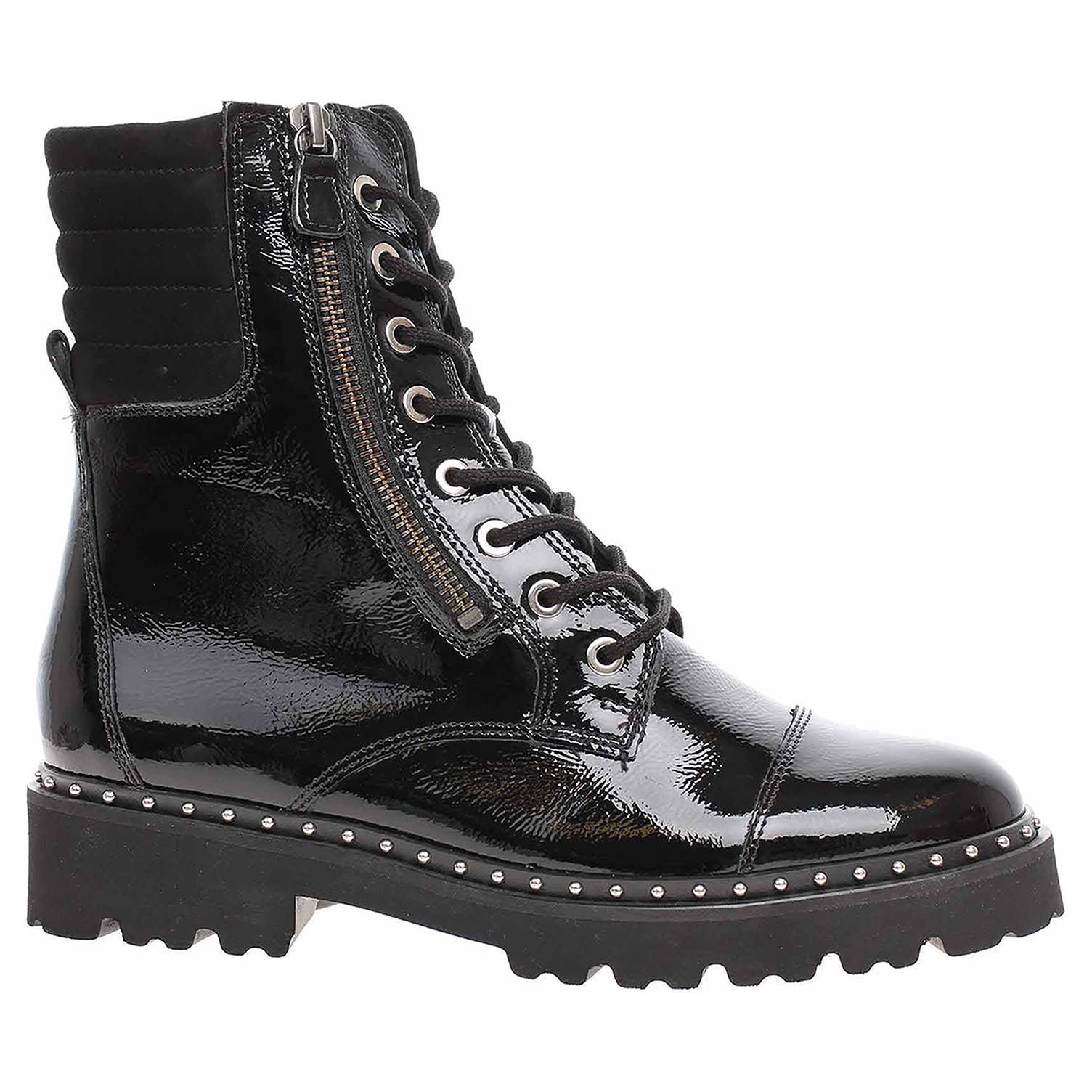 Dámská kotníková obuv Gabor 31.802.97 schwarz 31.802.97 40