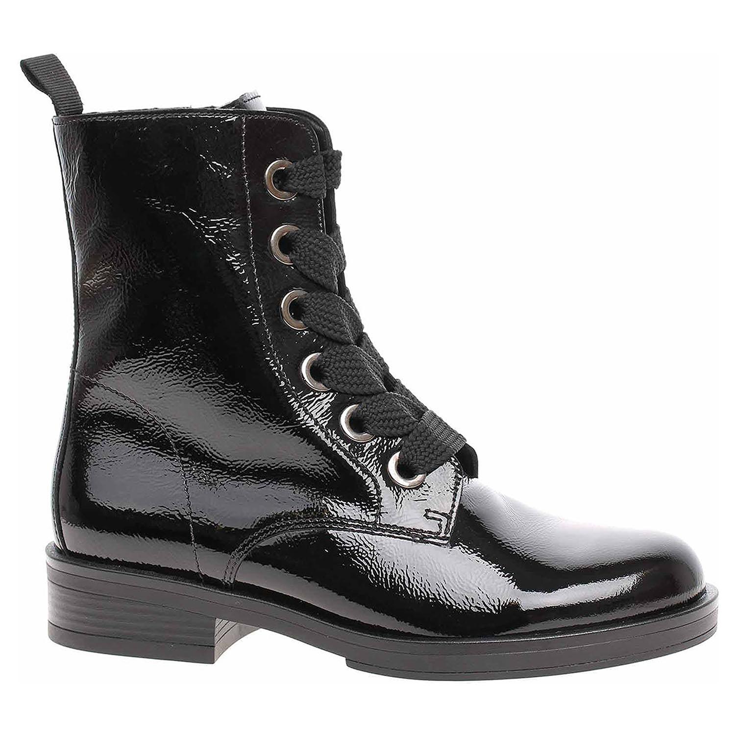 Dámská kotníková obuv Gabor 31.791.97 schwarz 31.791.97 40