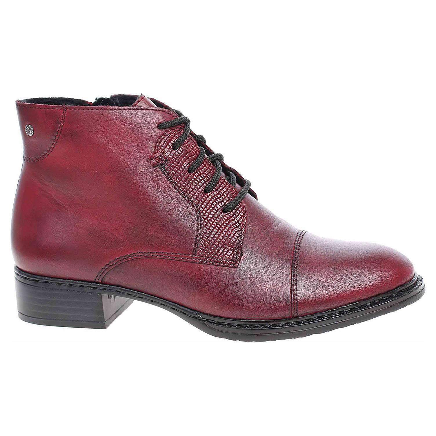 Dámská kotníková obuv Rieker 73420-35 rot 73420-35 39