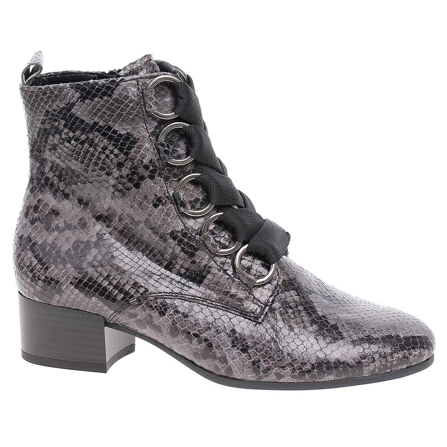 Dámská kotníková obuv Gabor 32.815.40 dark-grey 32.815.40 39
