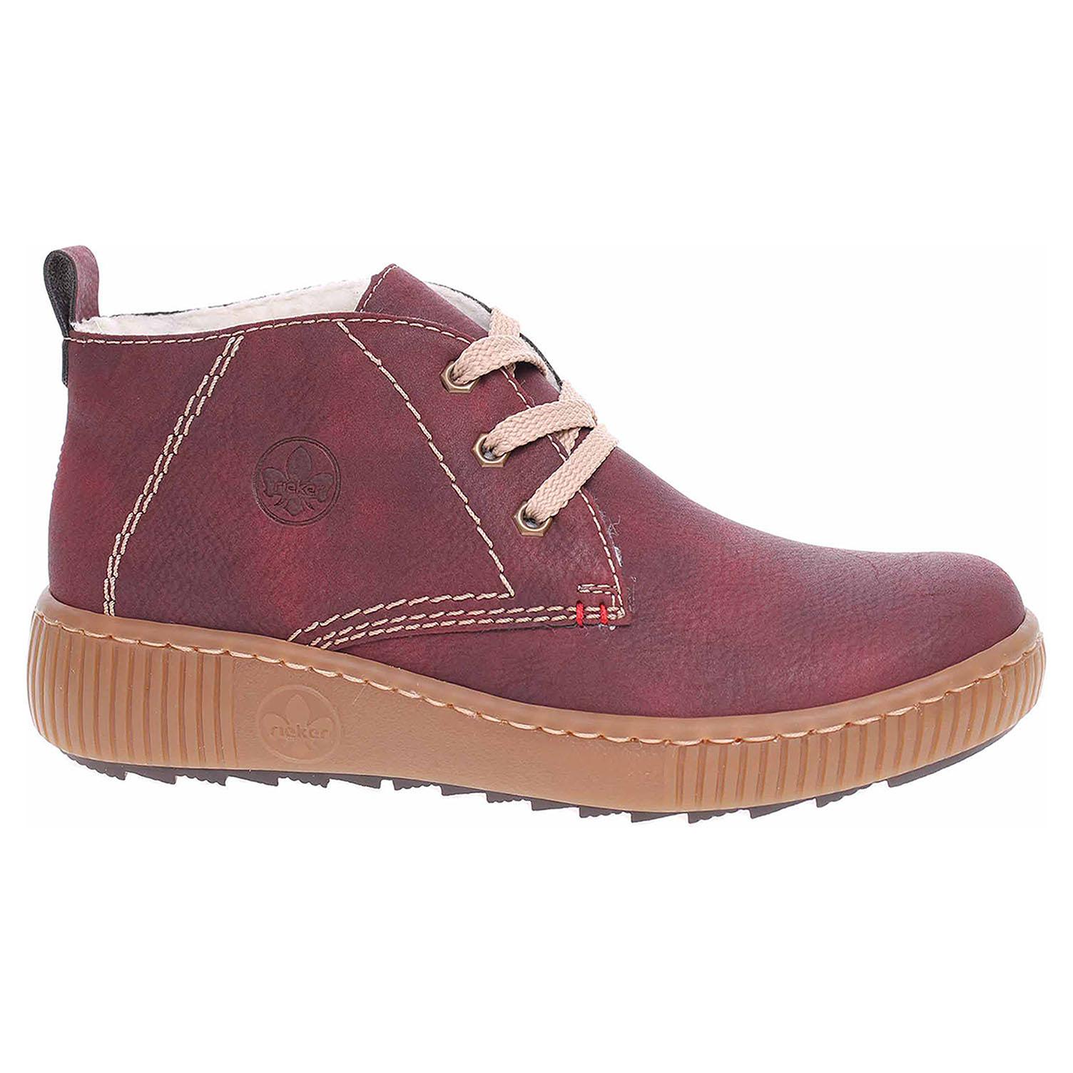 Dámská kotníková obuv Rieker L6640-35 rot L6640-35 39