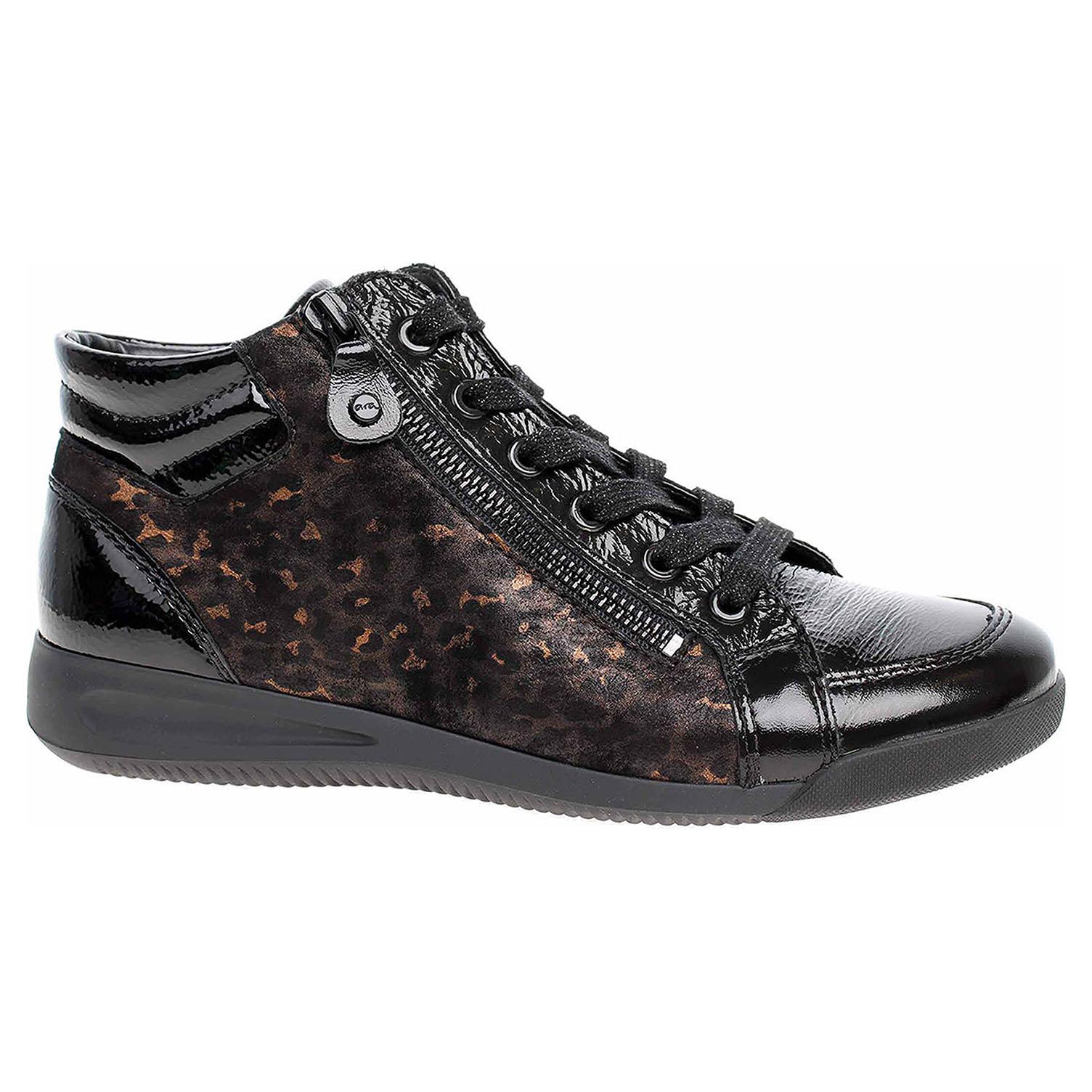 Dámská kotníková obuv Ara 12-44407-14 schwarz 12-44407-14 40