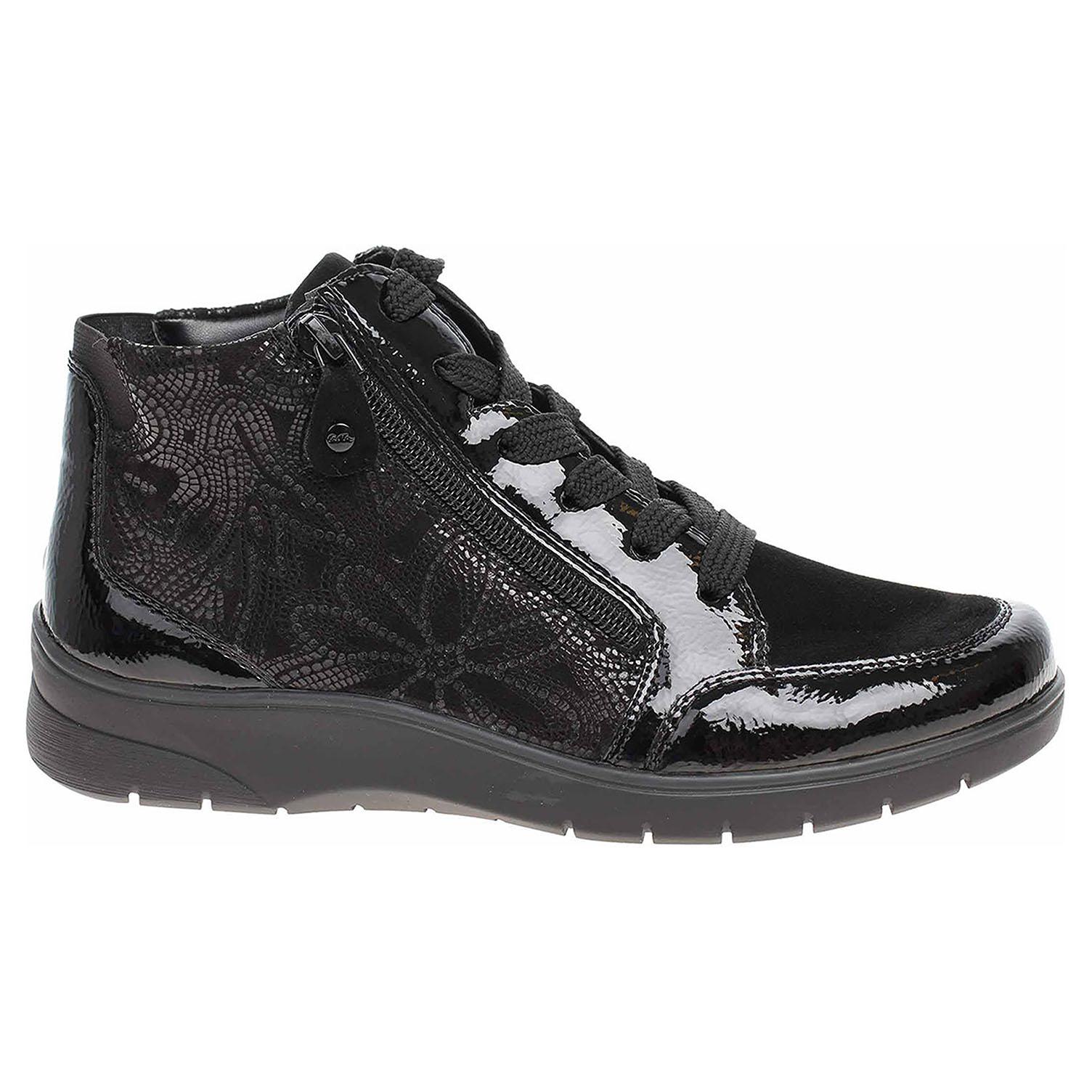 Dámská kotníková obuv Ara 12-41048-71 schwarz 12-41048-71 40