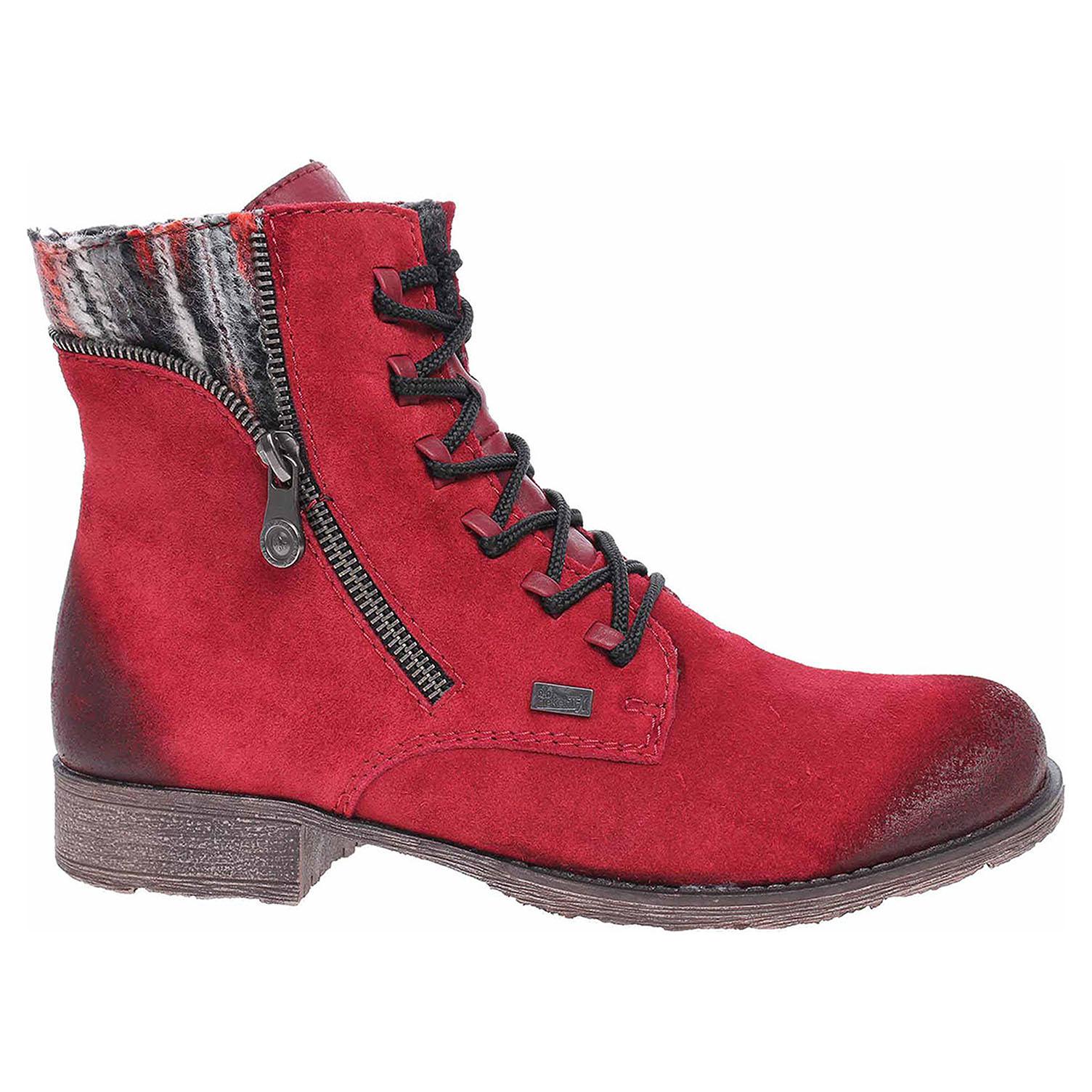 Dámská kotníková obuv Rieker 70840-35 rot 70840-35 39