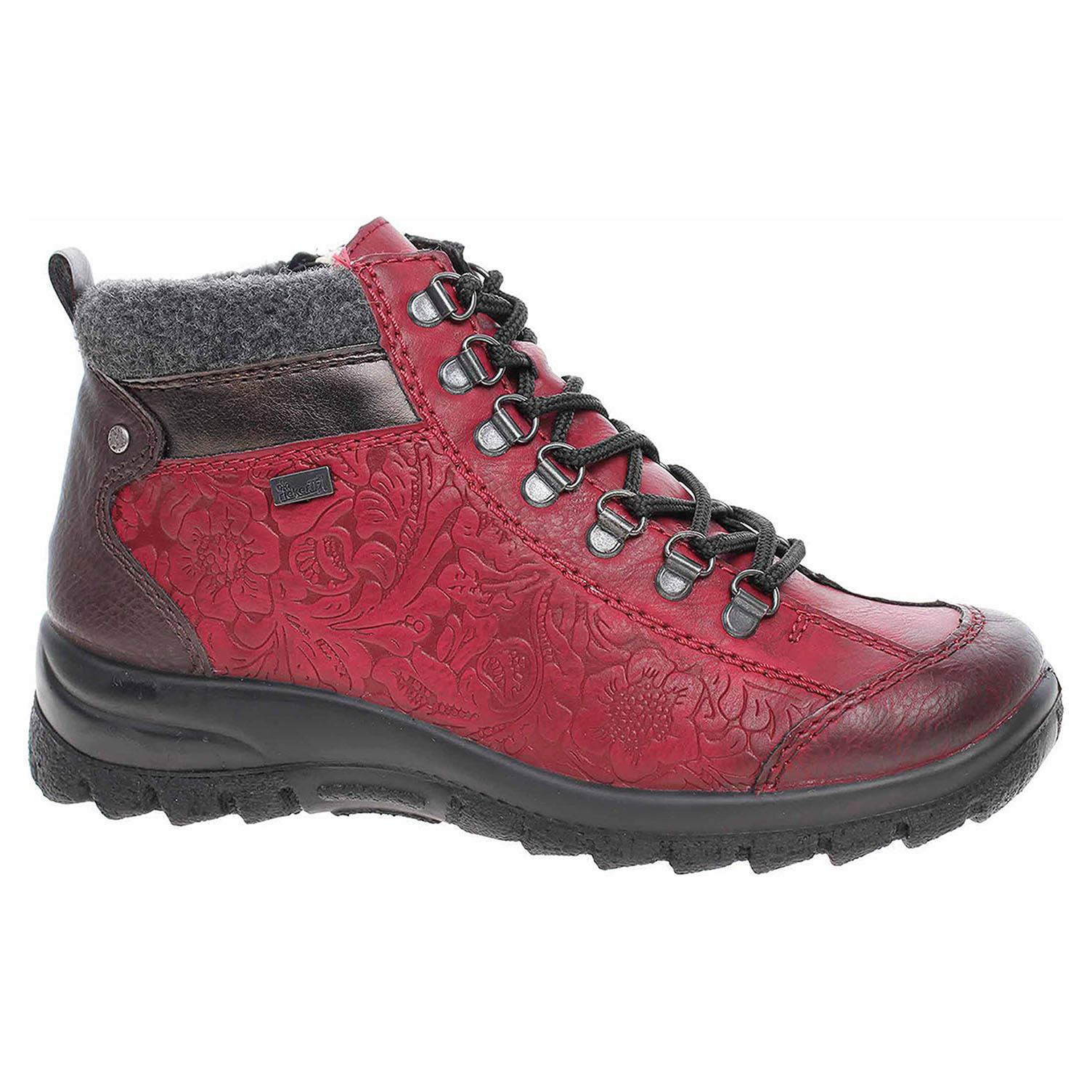 Dámská kotníková obuv Rieker L7144-35 rot L7144-35 39