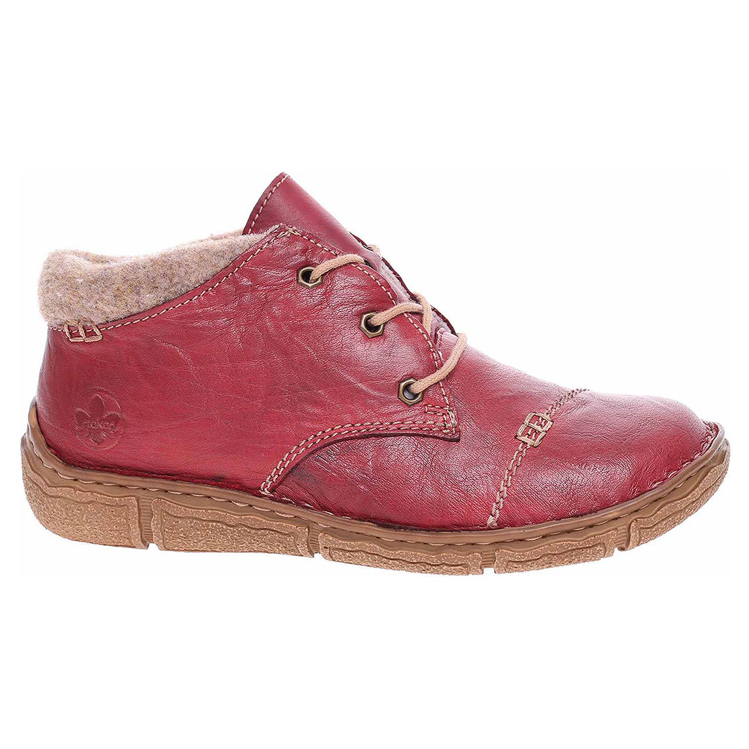 Dámská kotníková obuv Rieker L3742-36 rot L3742-36 39