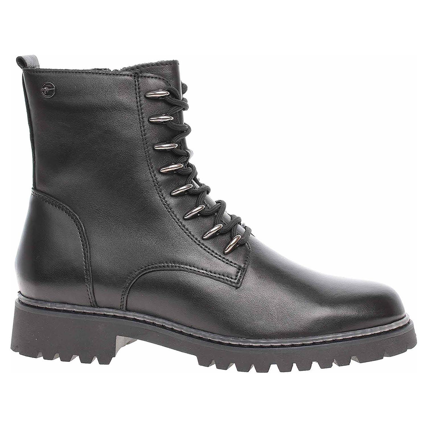 Tamaris dámská zimní obuv 1-25234-25 black 1-1-25234-25 001 36