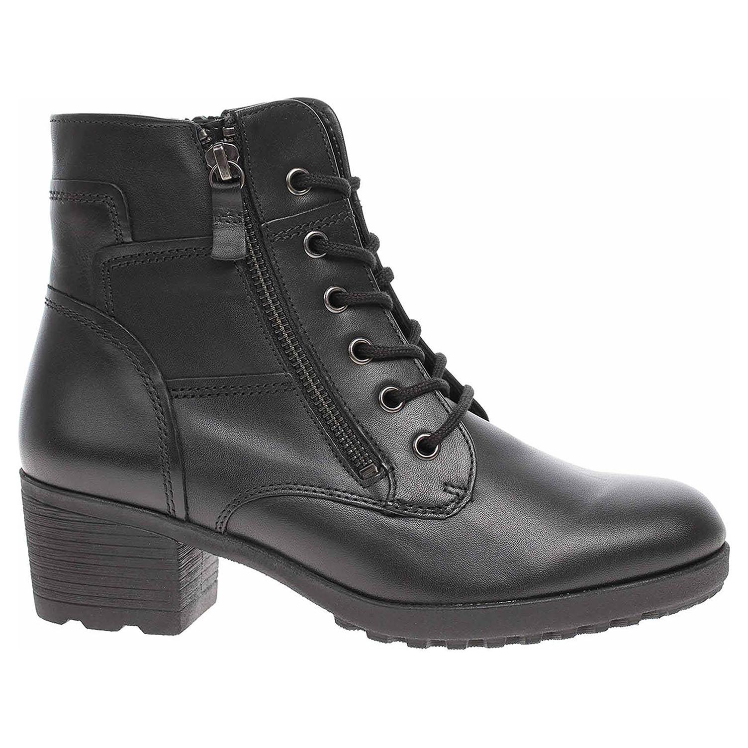 Dámská kotníková obuv Gabor 54.680.27 schwarz 54.680.27 36