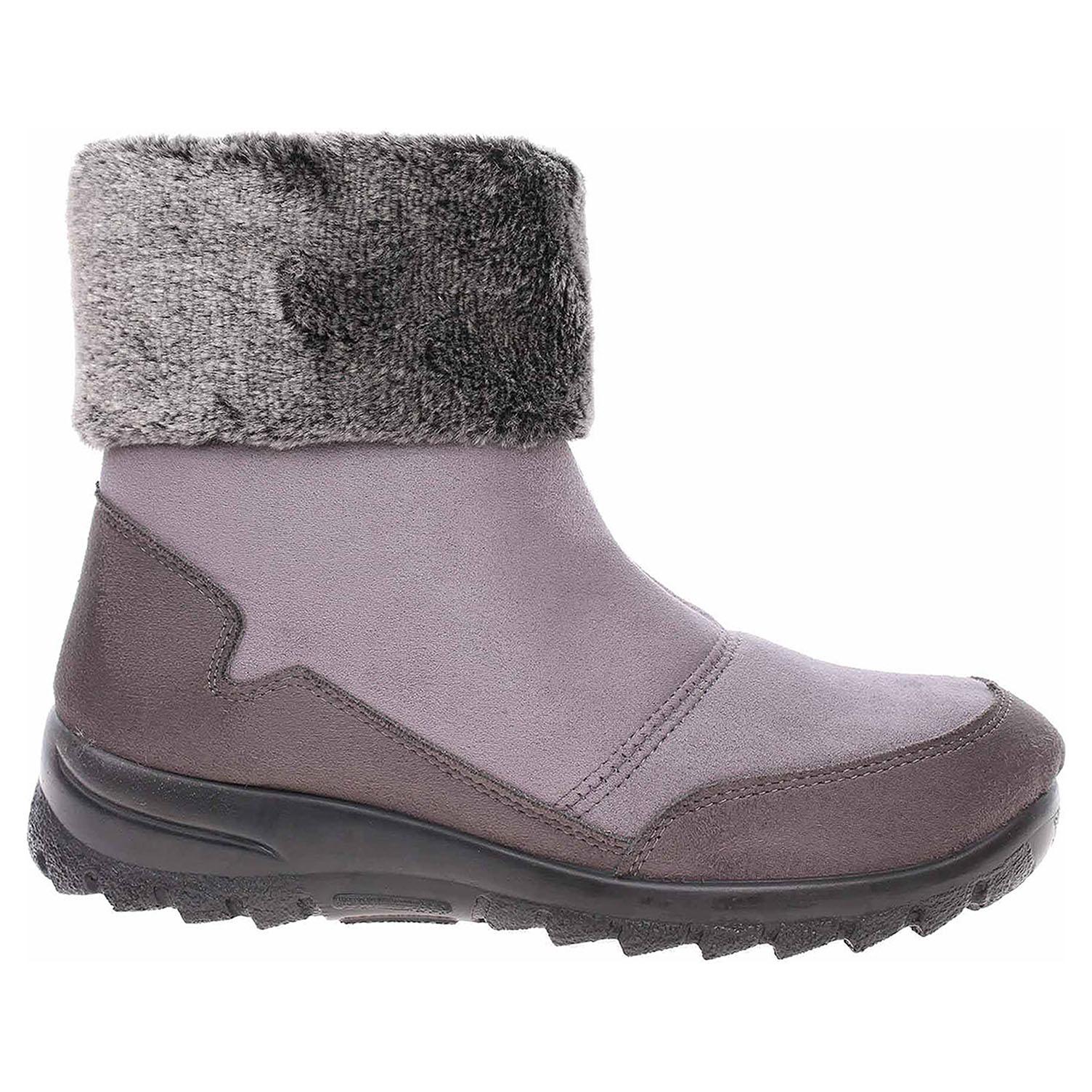 Dámská obuv Rogallo 4509-001 šedá 4509/001 šedá 37