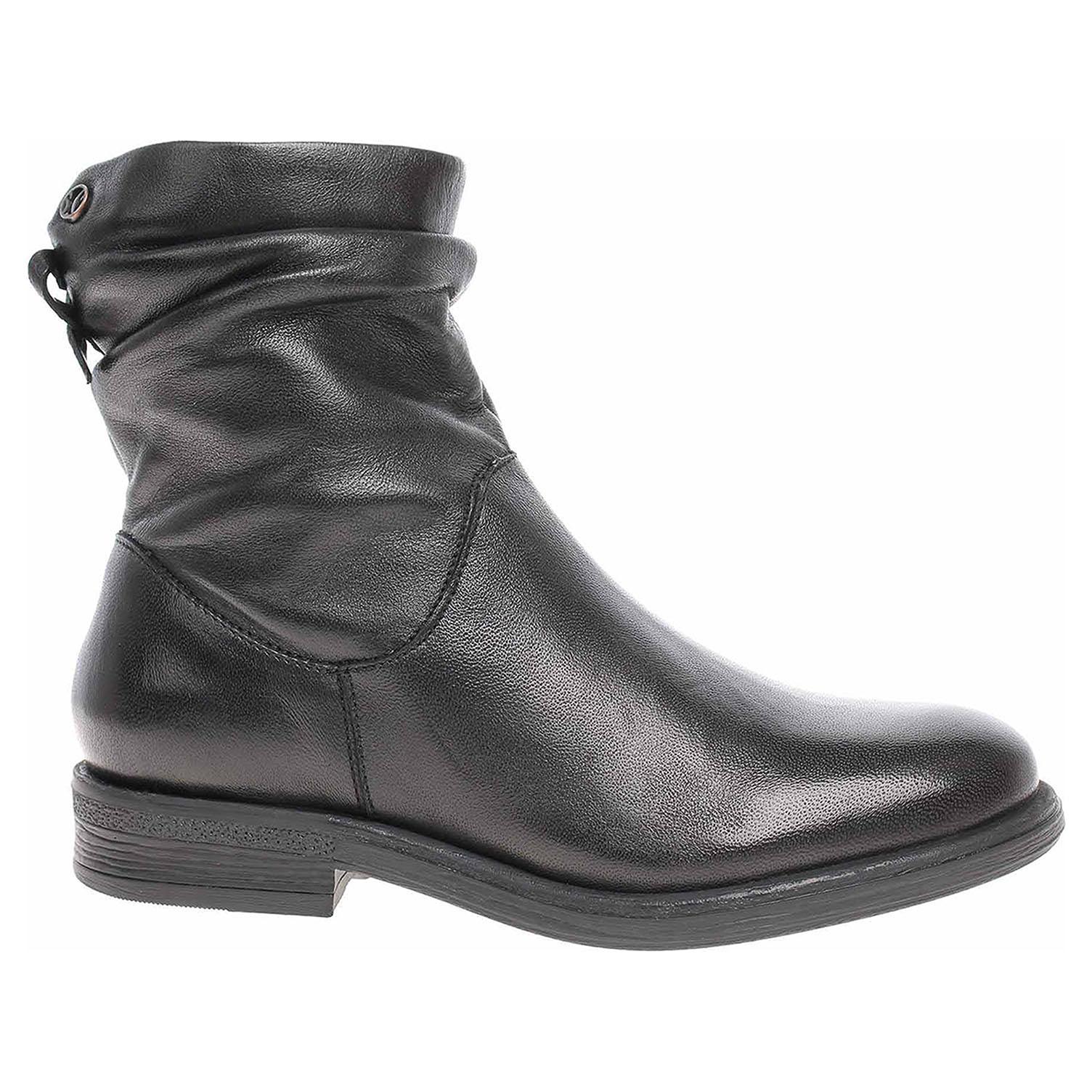 s.Oliver dámská zimní obuv 5-25357-25 black 5-5-25357-25 001 38