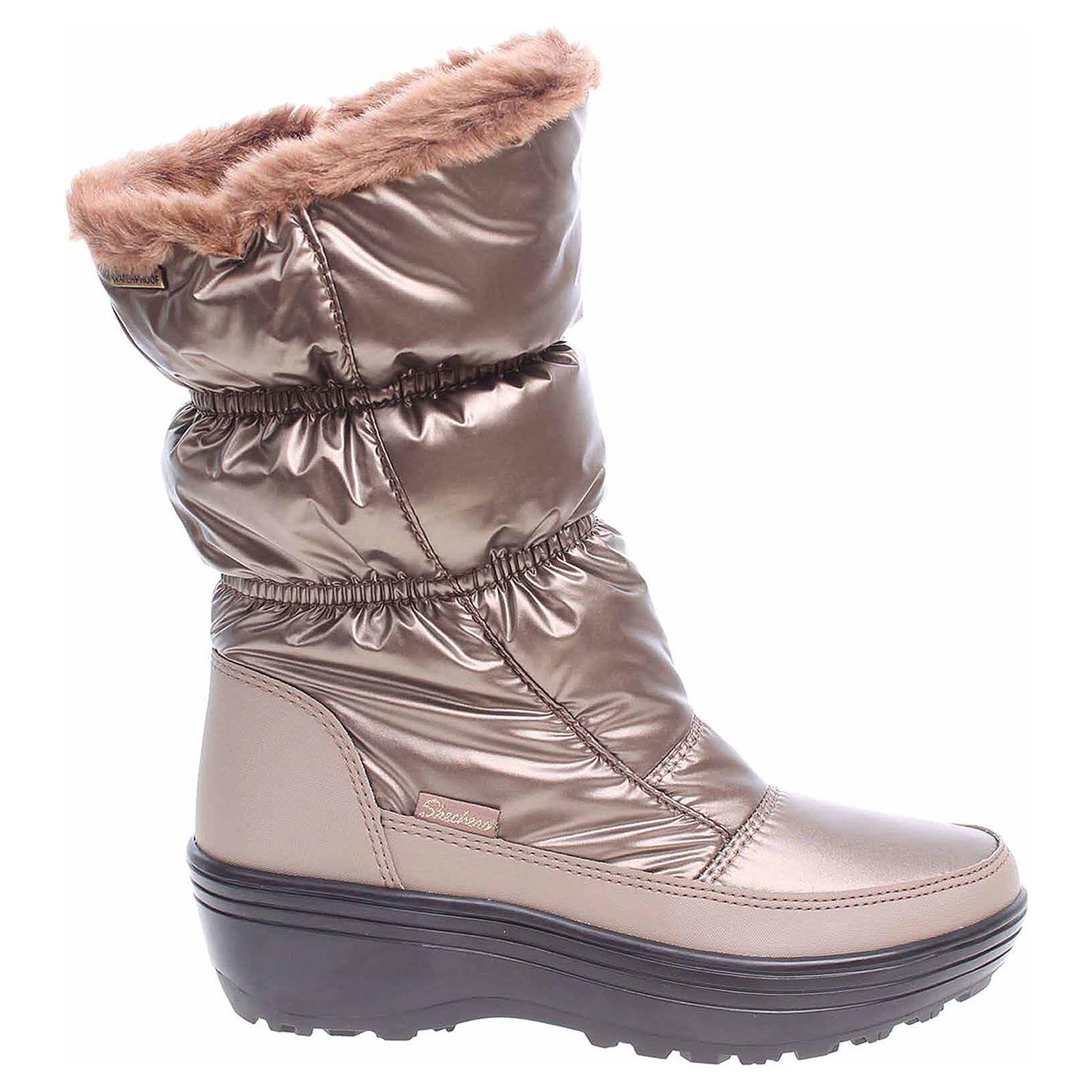 Skechers Alaska - Abyss bronze 49830 BRZ 40