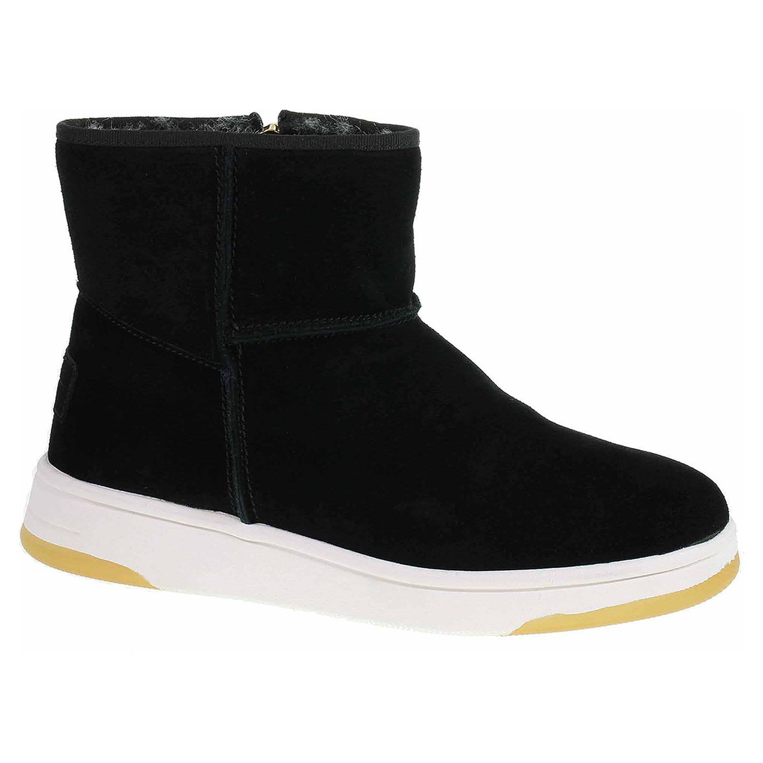 Dámská kotníková obuv Tamaris 1-26404-29 black 1-1-26404-29 001 39