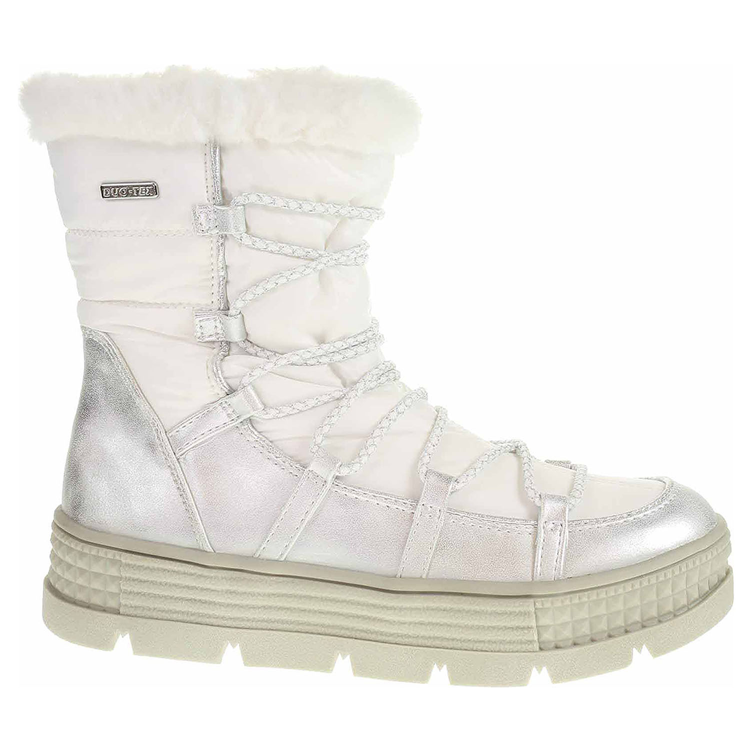 Dámské sněhule Tamaris 1-26431-23 white 1-1-26431-23 100 39