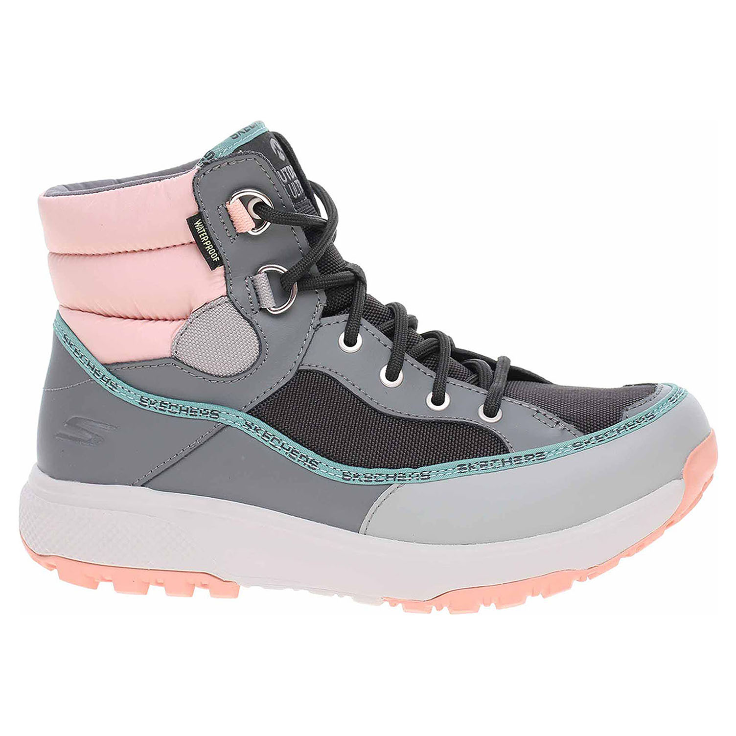 Skechers Outdoor Ultra - Solstice Canyon gray-mt 15562 GYMT 37,5