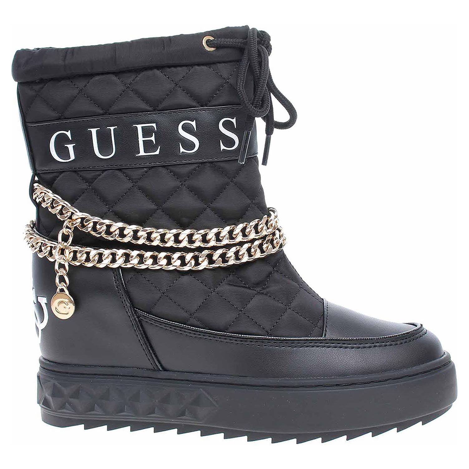 Dámská obuv Guess Fariba black FL8FRBFAB12 37