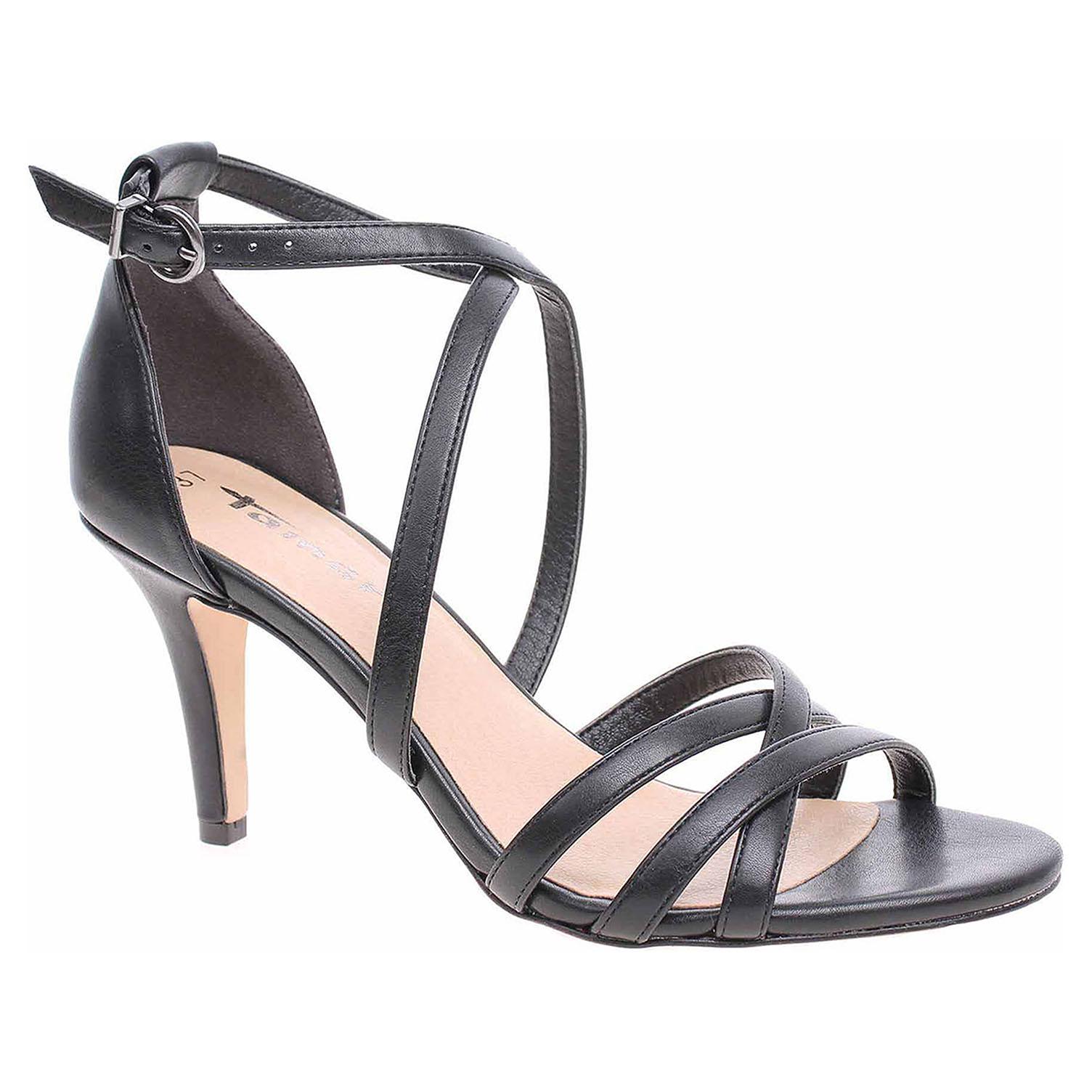 Dámská společenská obuv Tamaris 1-28302-31 black matt 1-1-28302-31 020 39