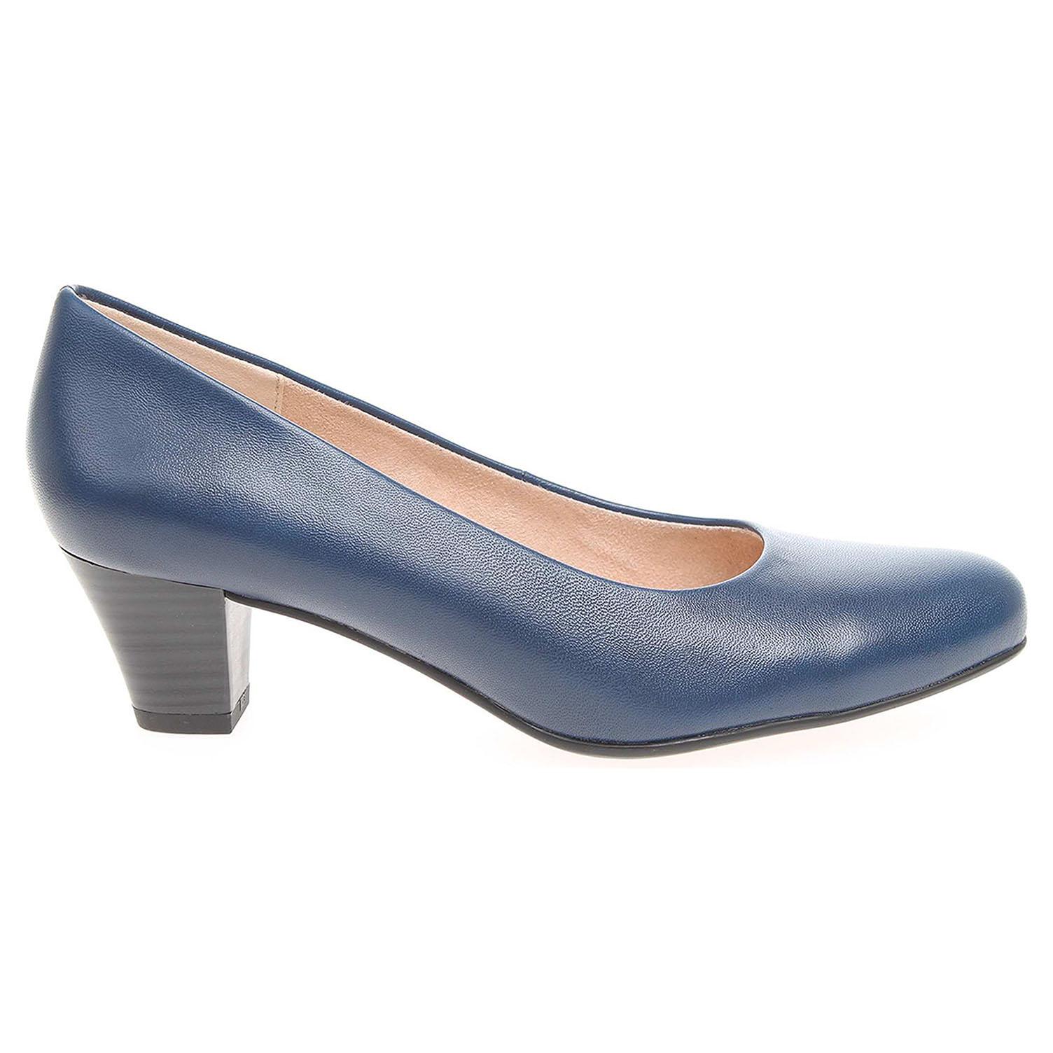 e6a35f01cb Caprice dámské lodičky 9-22306-28 modré 9-9-22306-28