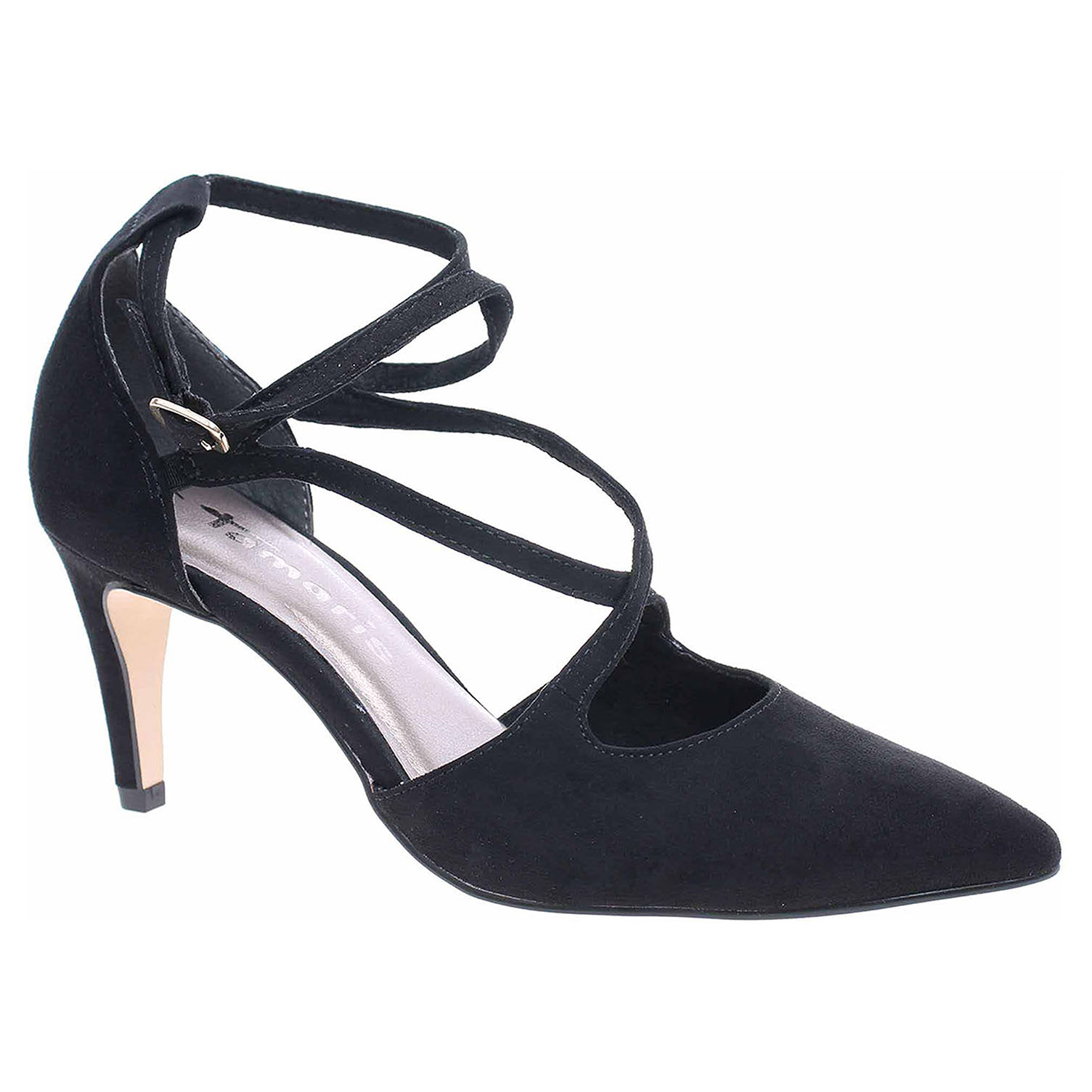 Dámská společenská obuv Tamaris 1-24440-23 black 1-1-24440-23 001 40