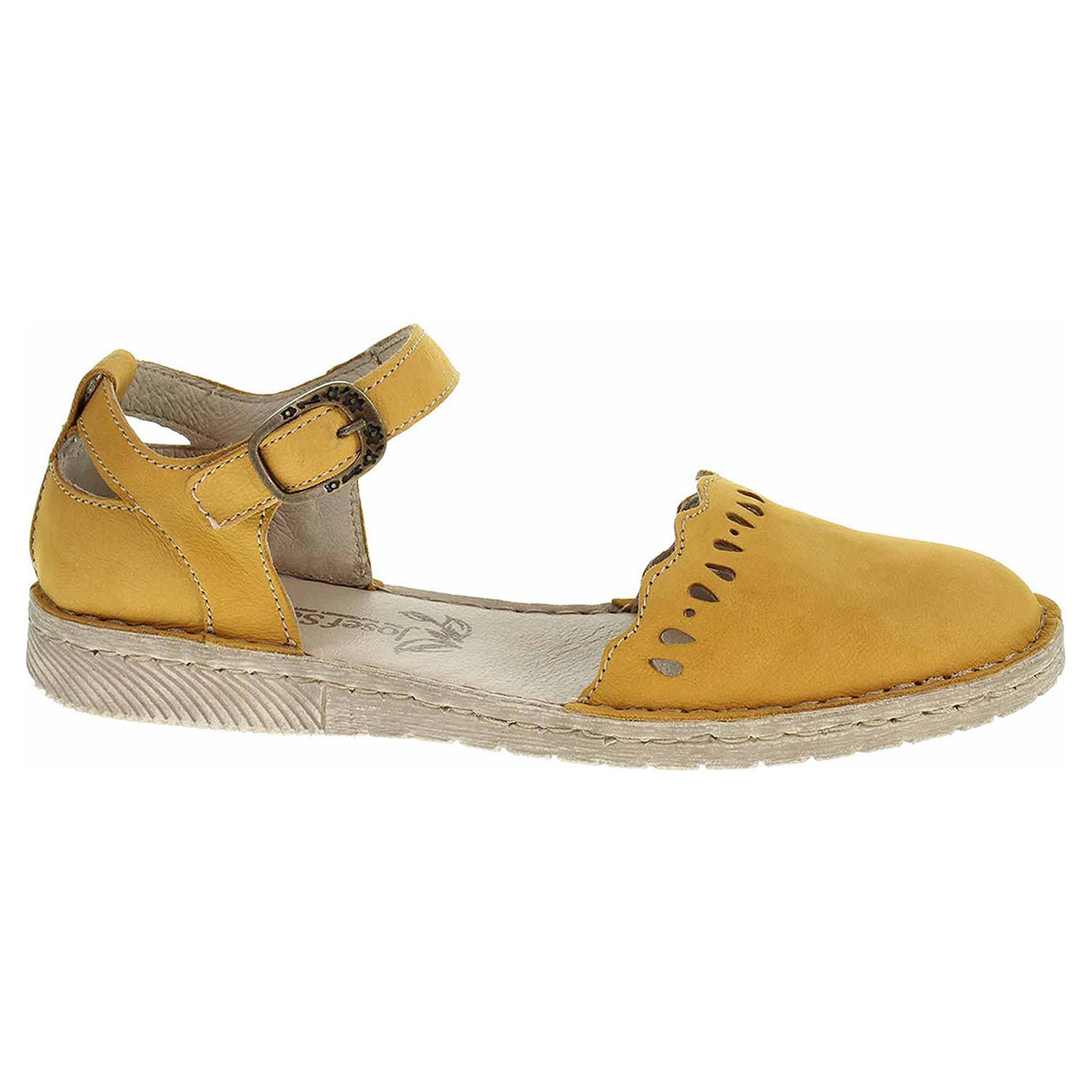 Dámská obuv Josef Seibel 71836 904800 gelb 71836 904 800 43