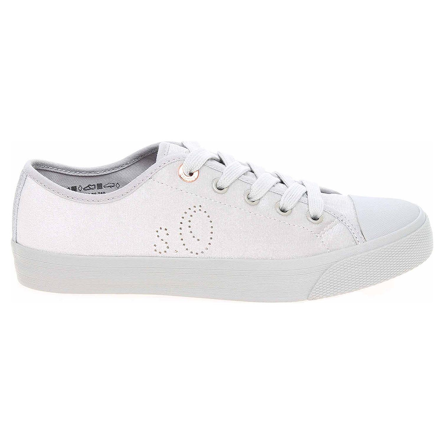 s.Oliver dámská obuv 5-23647-20 lt.grey 5-5-23647-20 210 39