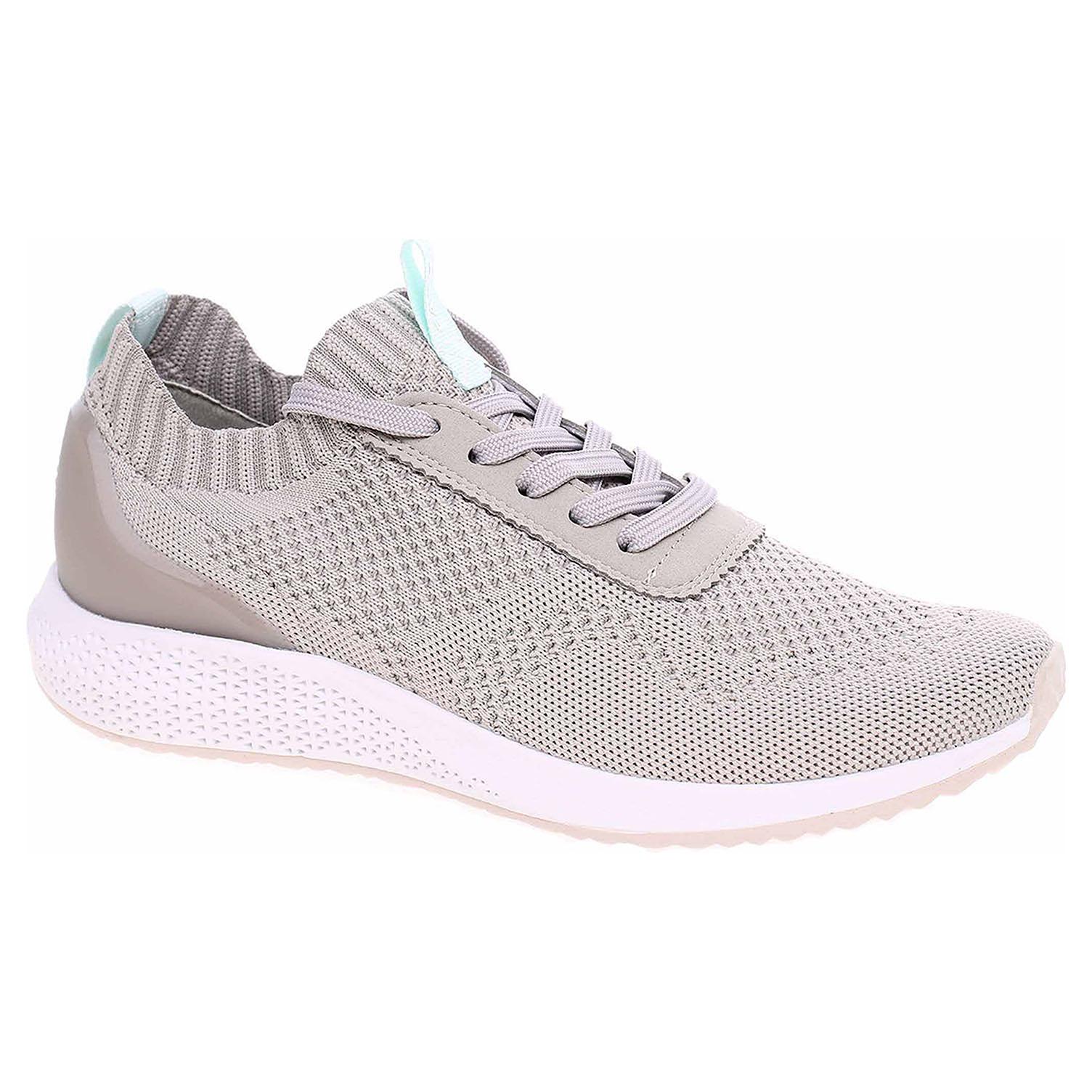 Dámská obuv Tamaris 1-23714-22 stone 1-1-23714-22 205 38